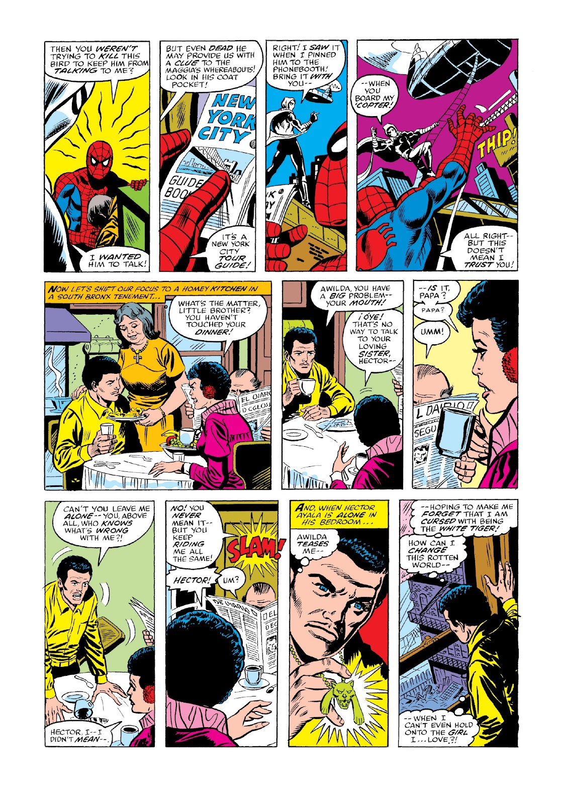 Read online Marvel Masterworks: The Spectacular Spider-Man comic -  Issue # TPB 2 (Part 2) - 42