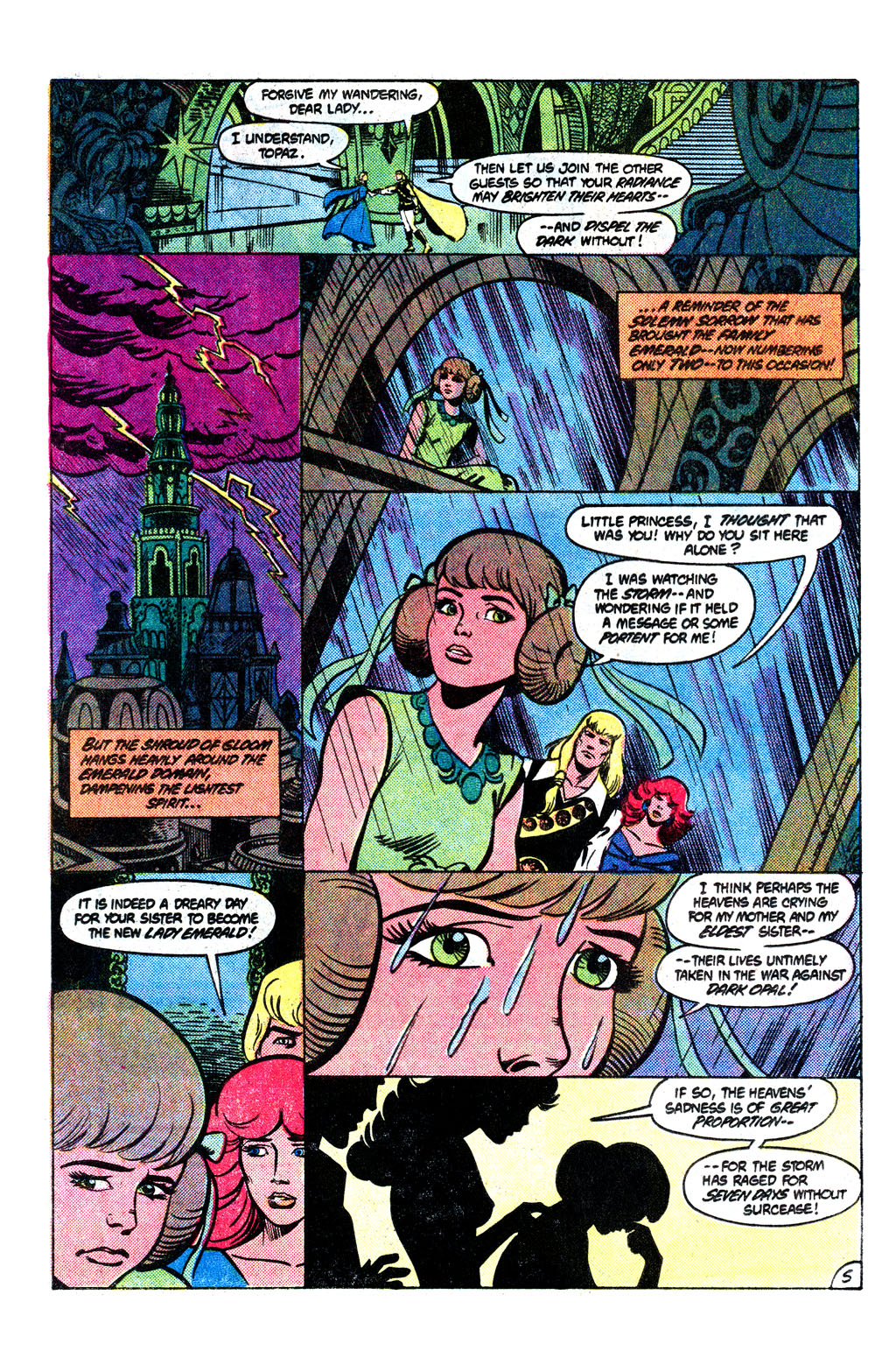 Read online Amethyst, Princess of Gemworld comic -  Issue # _Annual 1 - 6
