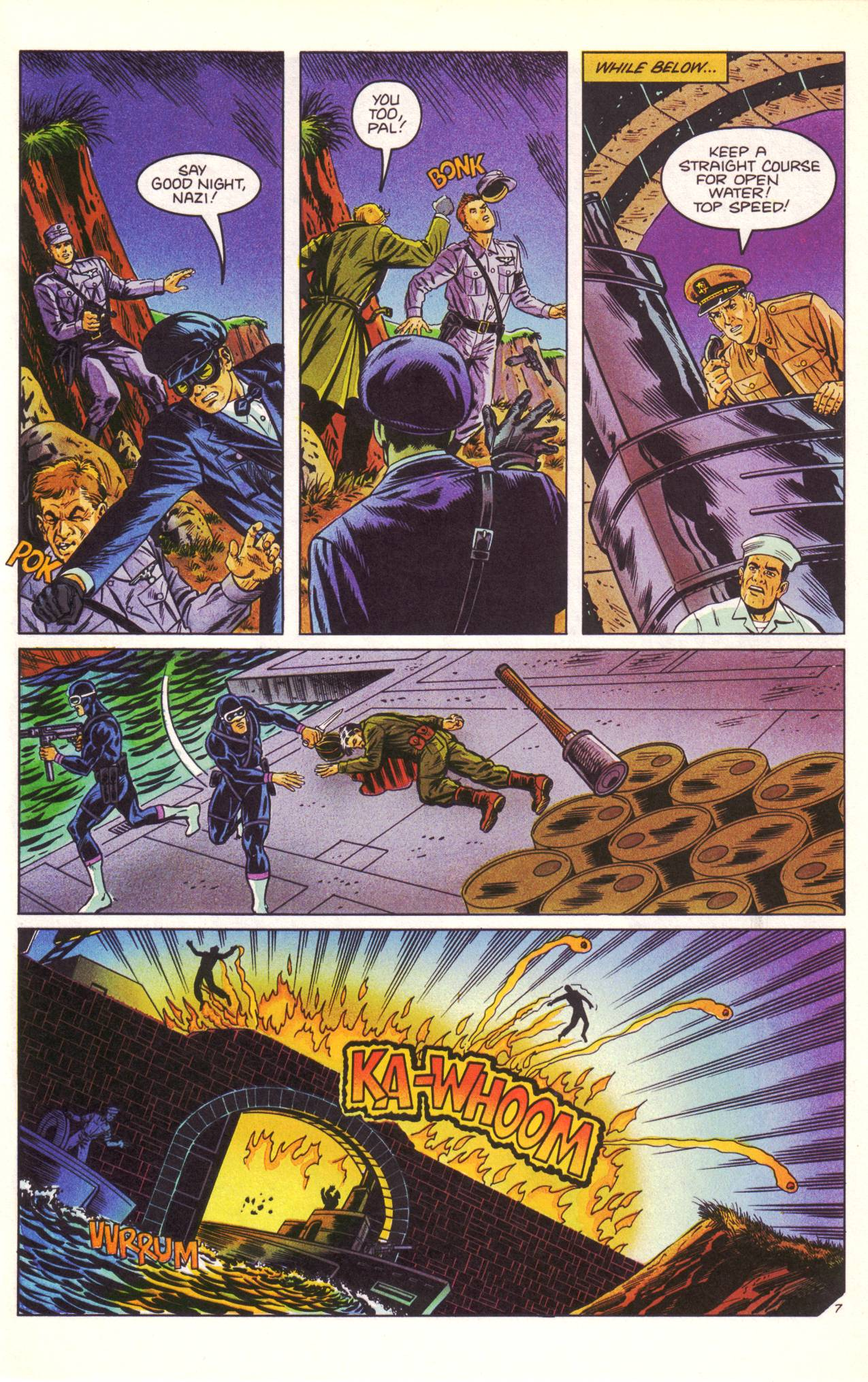 Read online Sting of The Green Hornet comic -  Issue #3 - 8