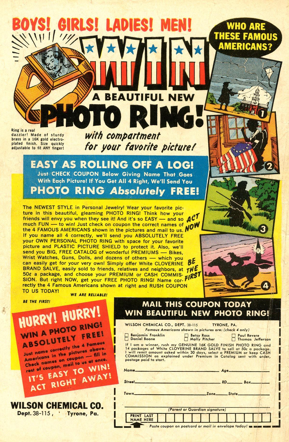 Read online Adventure Comics (1938) comic -  Issue #286 - 36