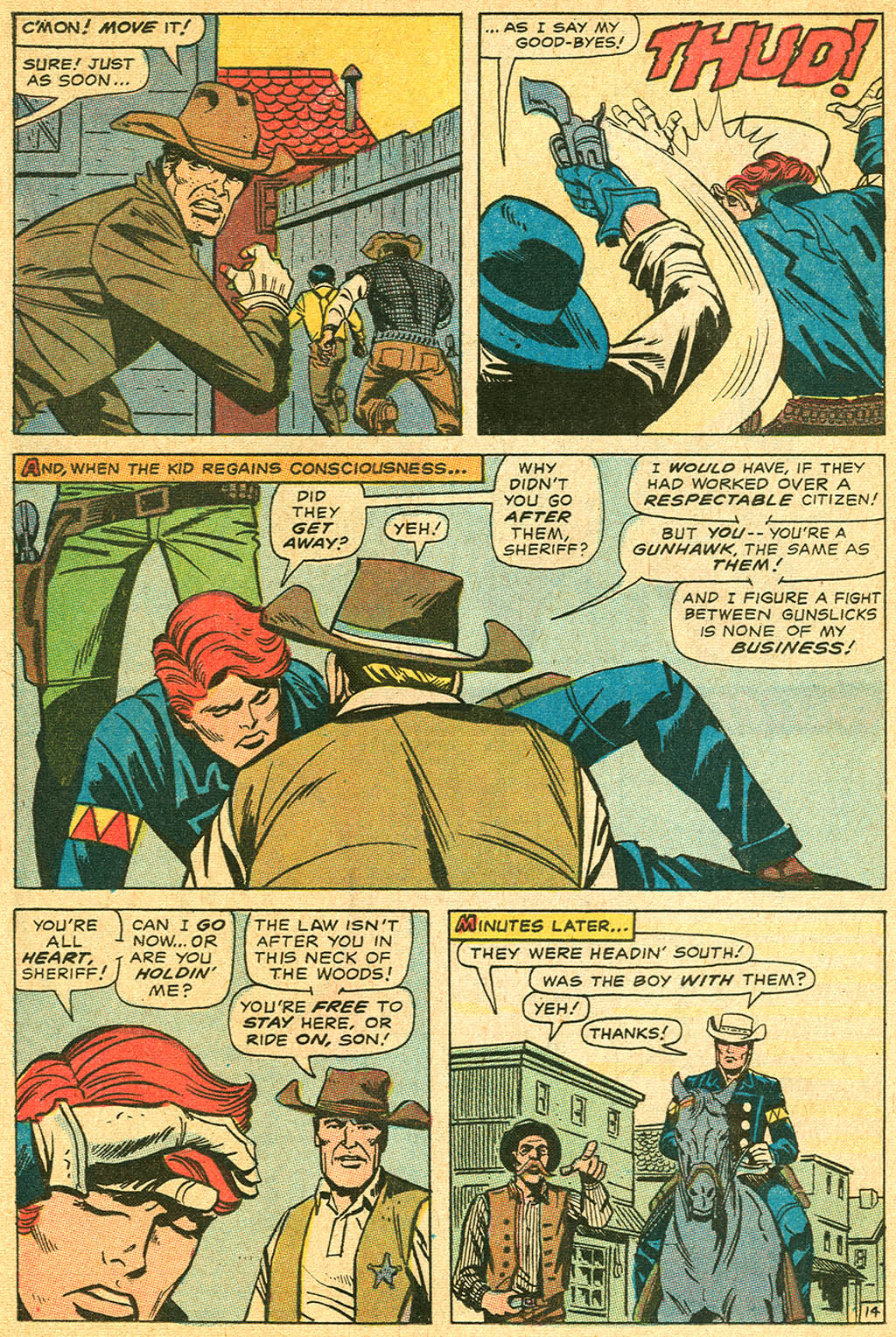 The Rawhide Kid (1955) 77 Page 19