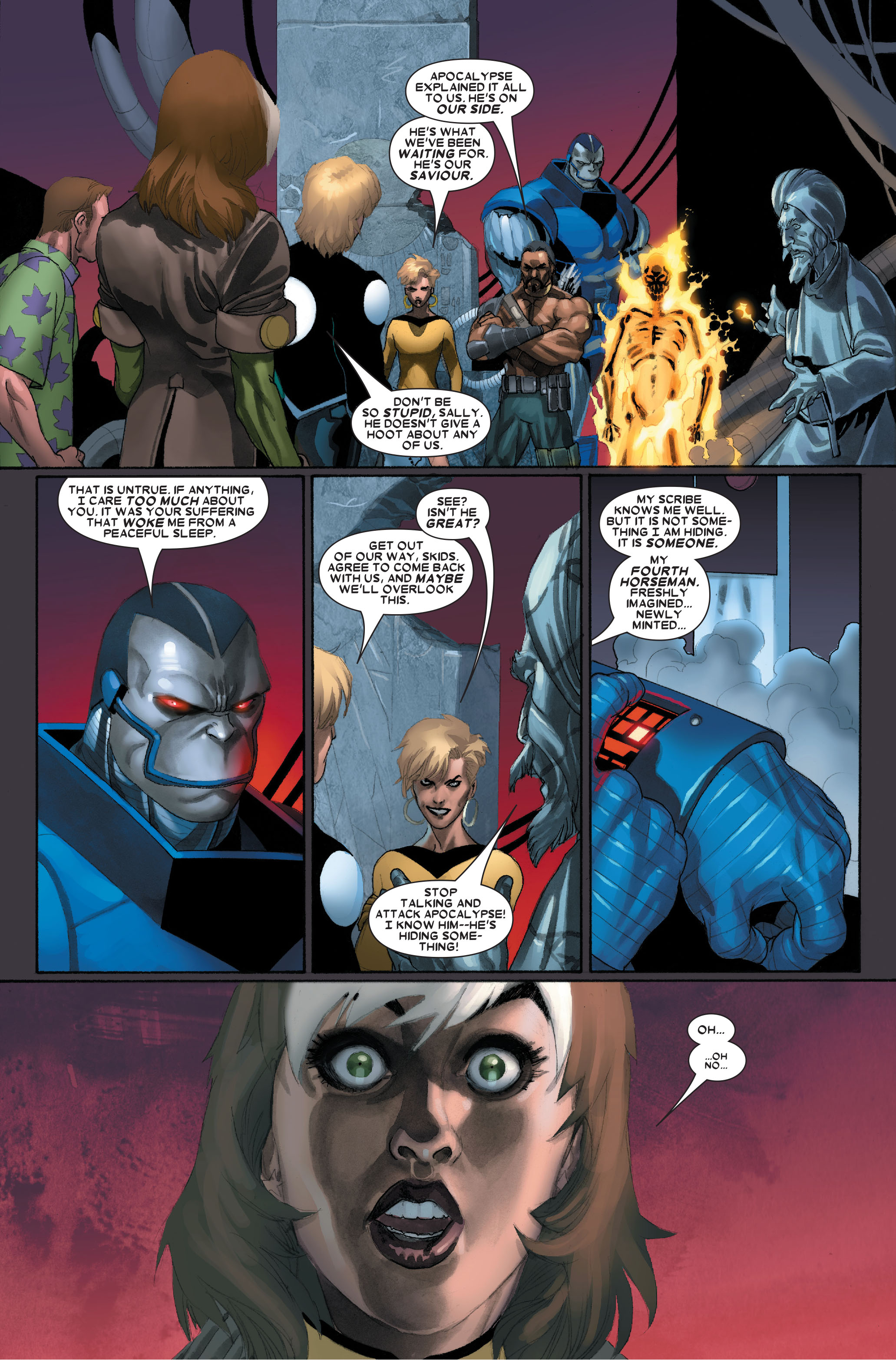 X-Men (1991) 184 Page 20