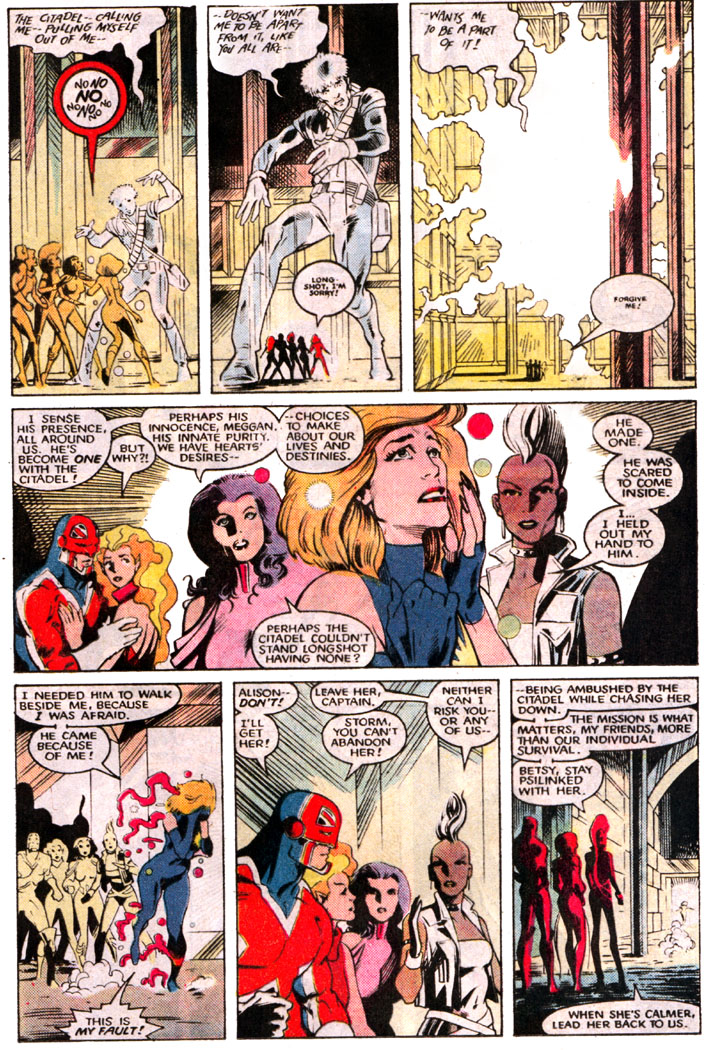 Uncanny X-Men (1963) issue _Annual_11 - Page 23