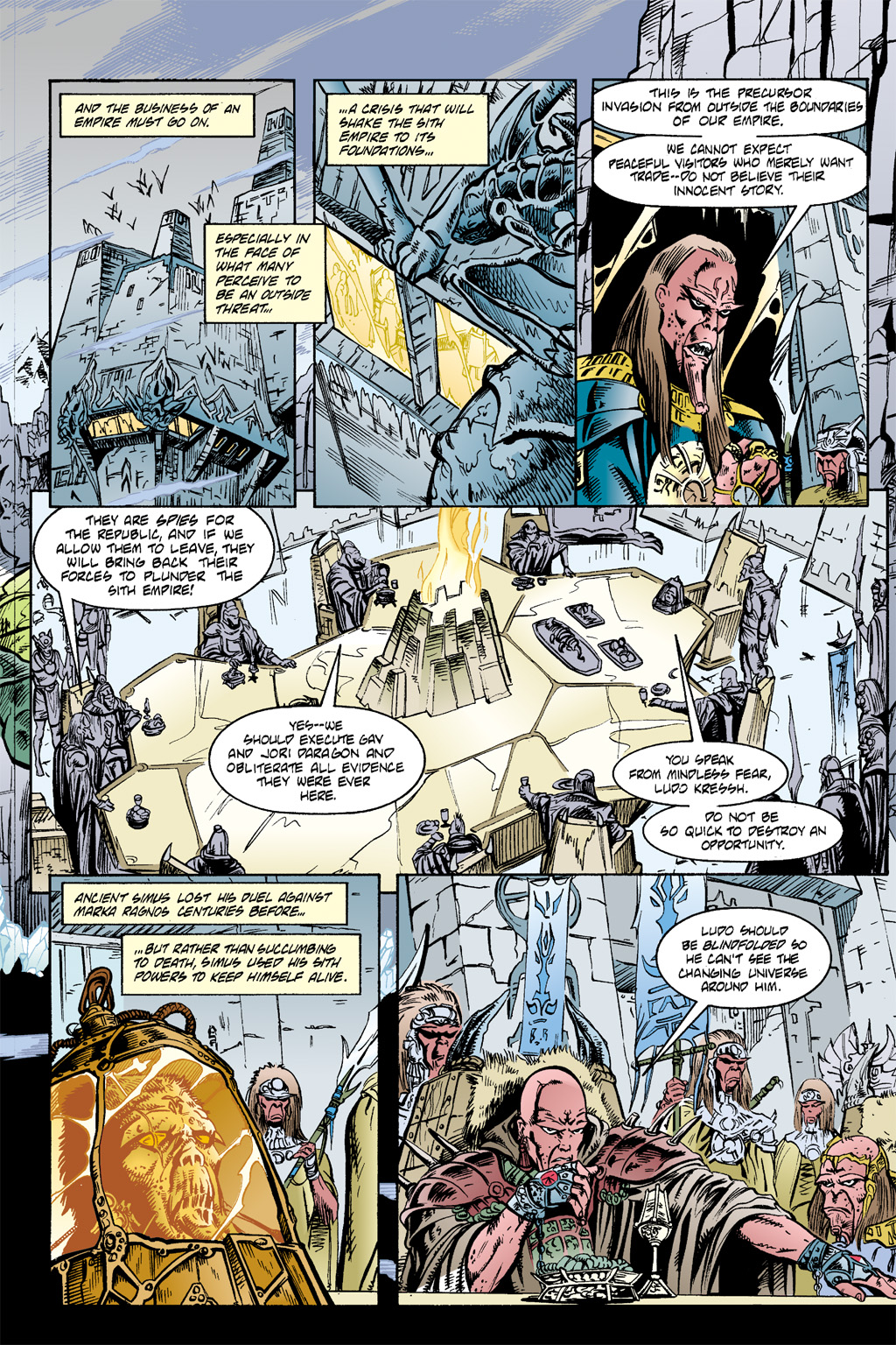 Read online Star Wars Omnibus comic -  Issue # Vol. 4 - 70