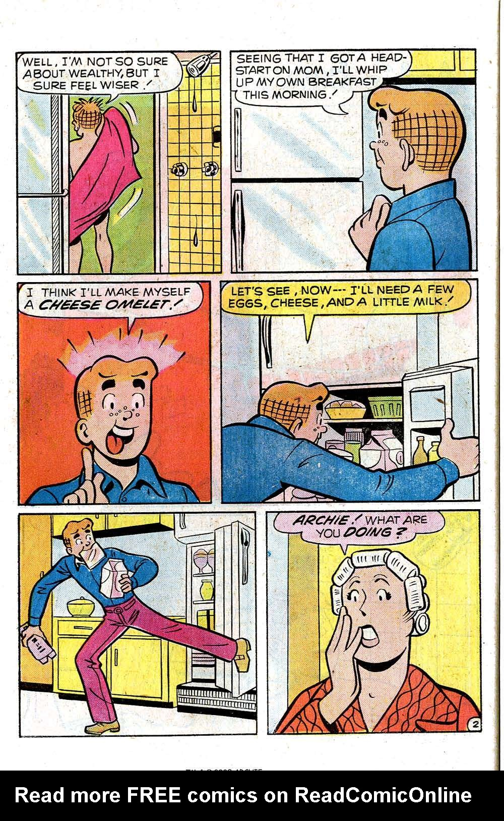 Read online Archie (1960) comic -  Issue #251 - 30