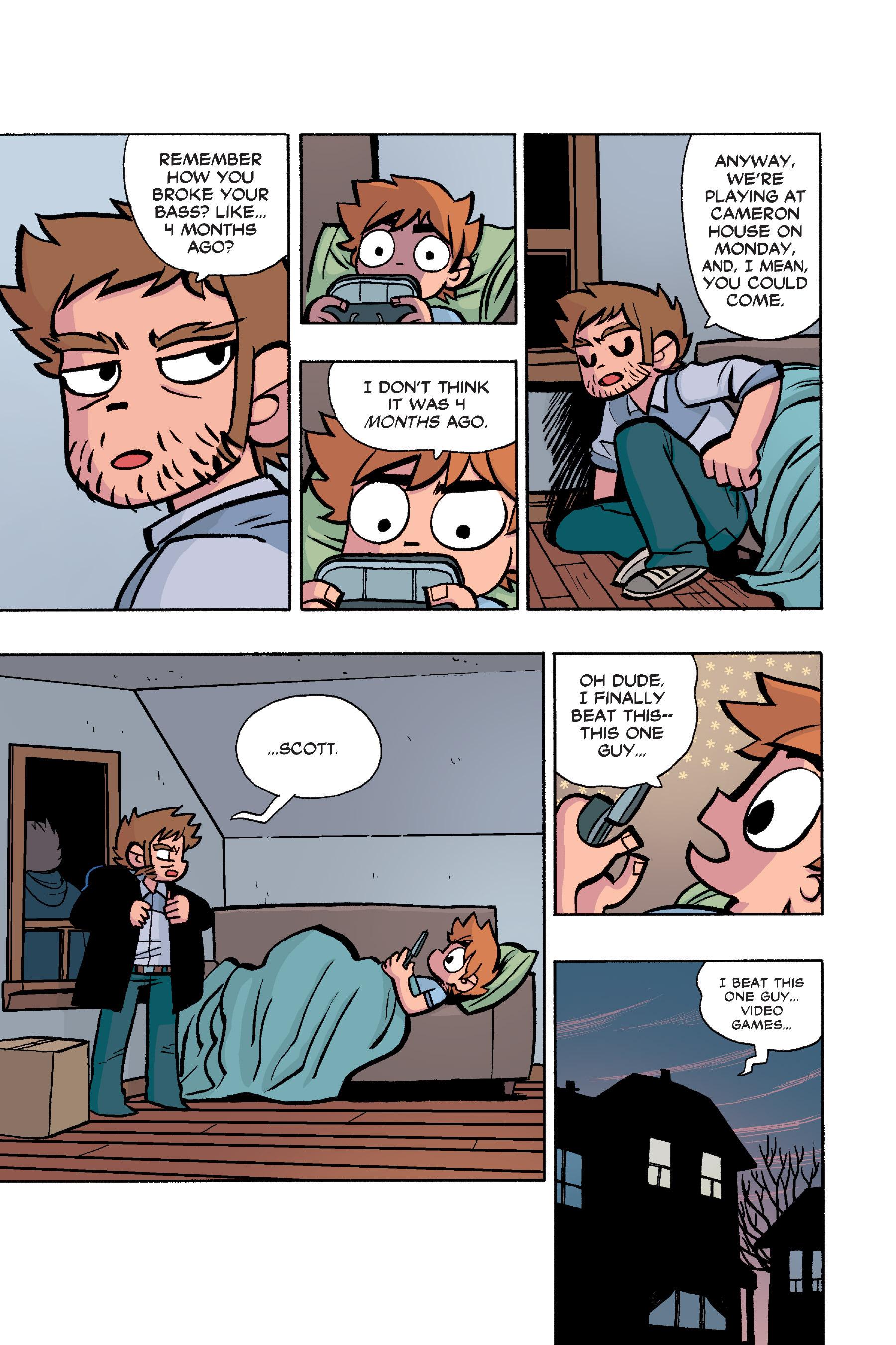 Read online Scott Pilgrim comic -  Issue #6 - 20