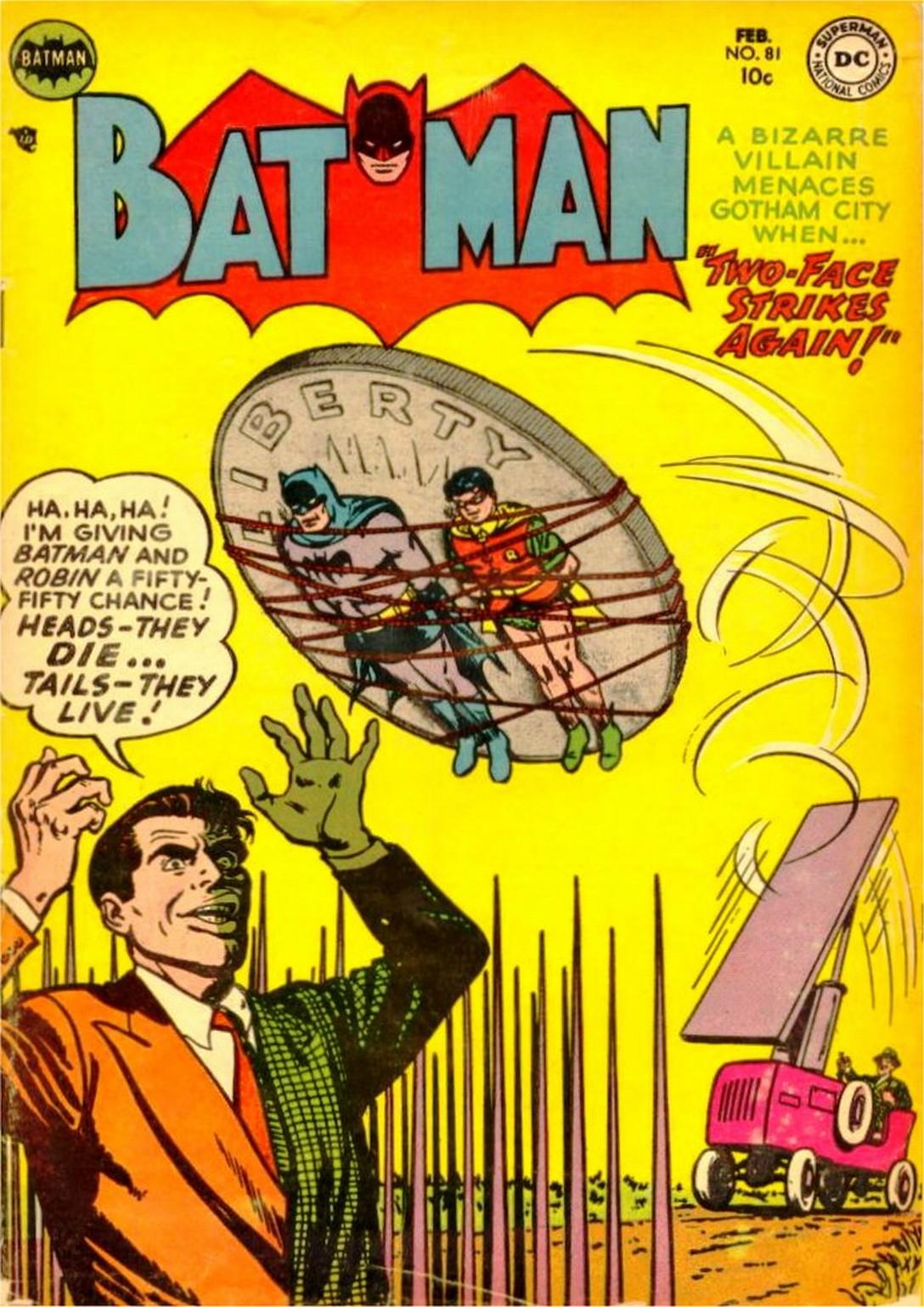 Batman (1940) 81 Page 1