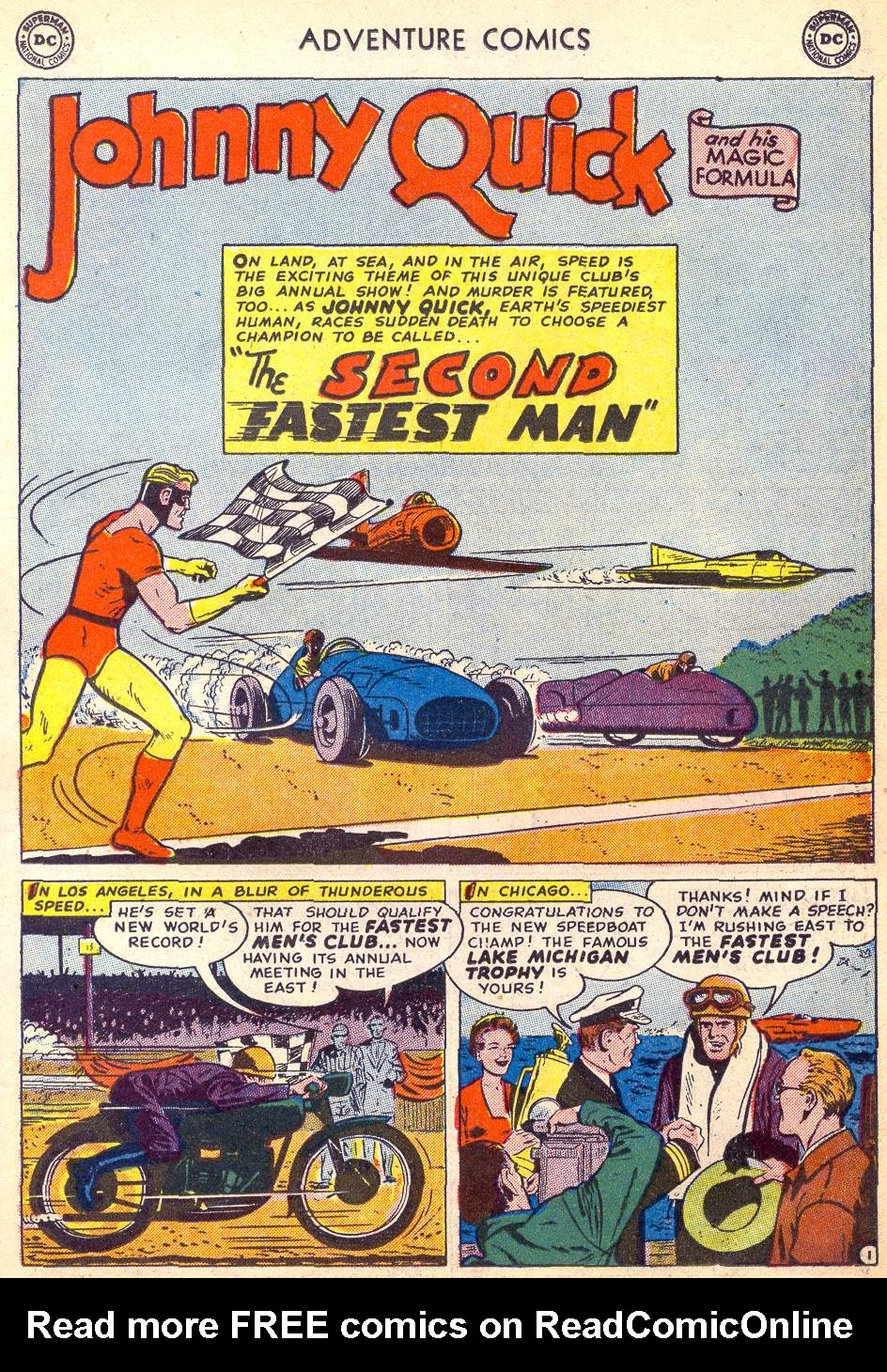 Read online Adventure Comics (1938) comic -  Issue #197 - 25