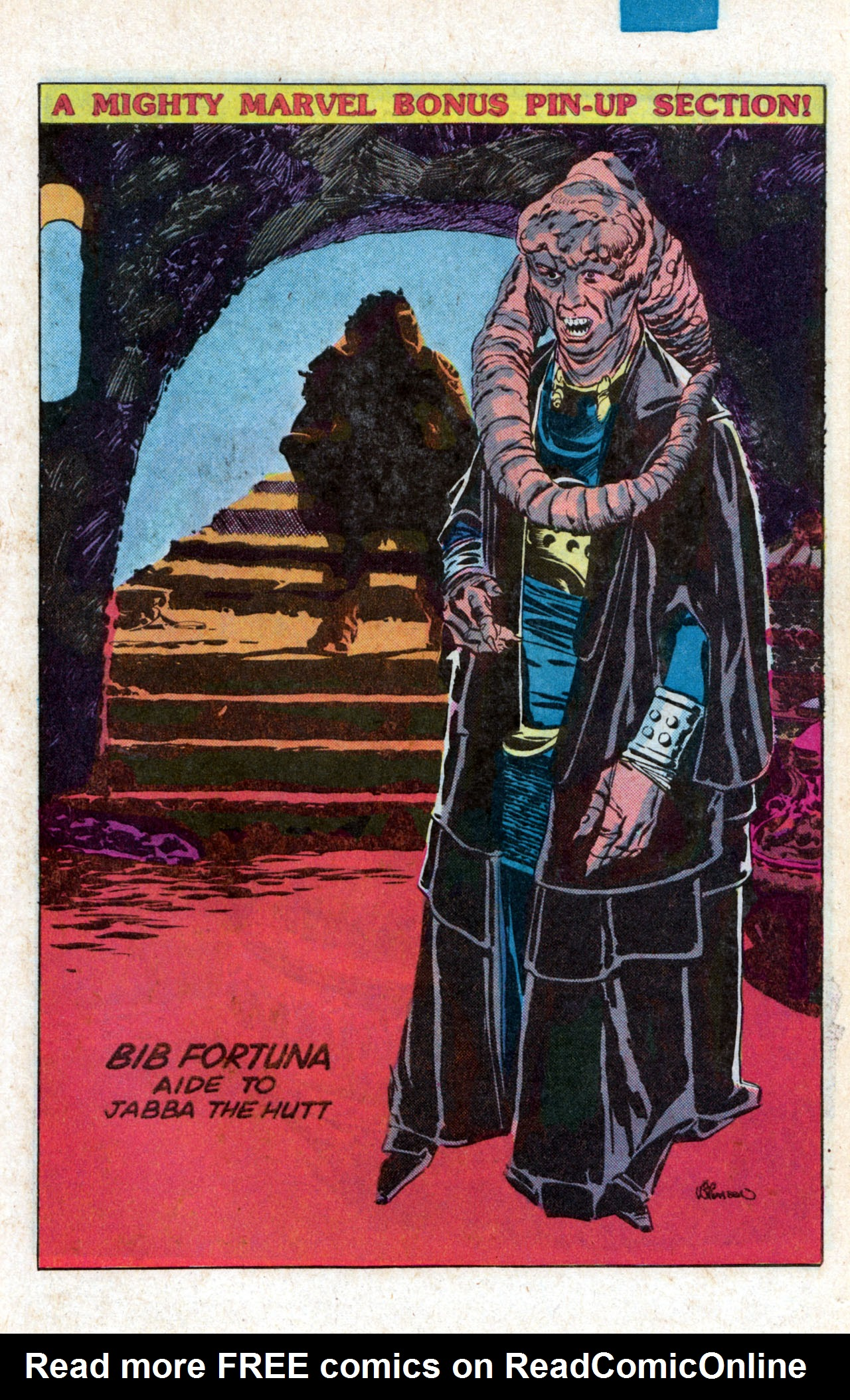Read online Star Wars: Return of the Jedi comic -  Issue #1 - 26
