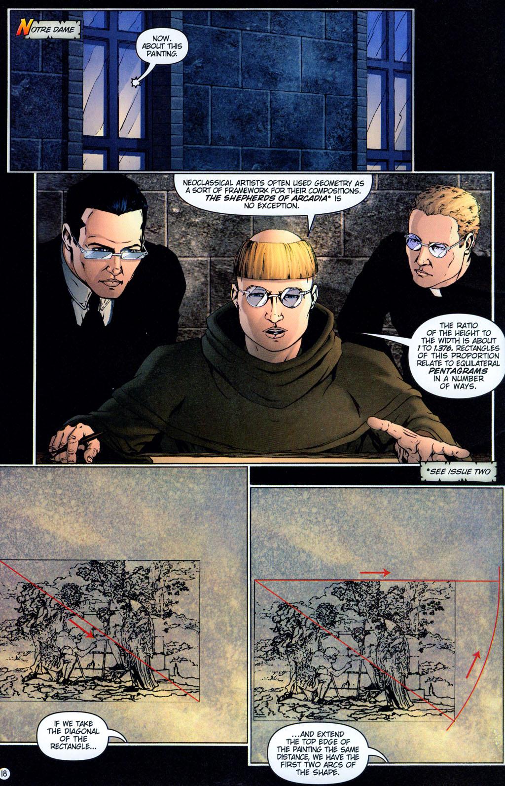 Read online Rex Mundi comic -  Issue #12 - 22
