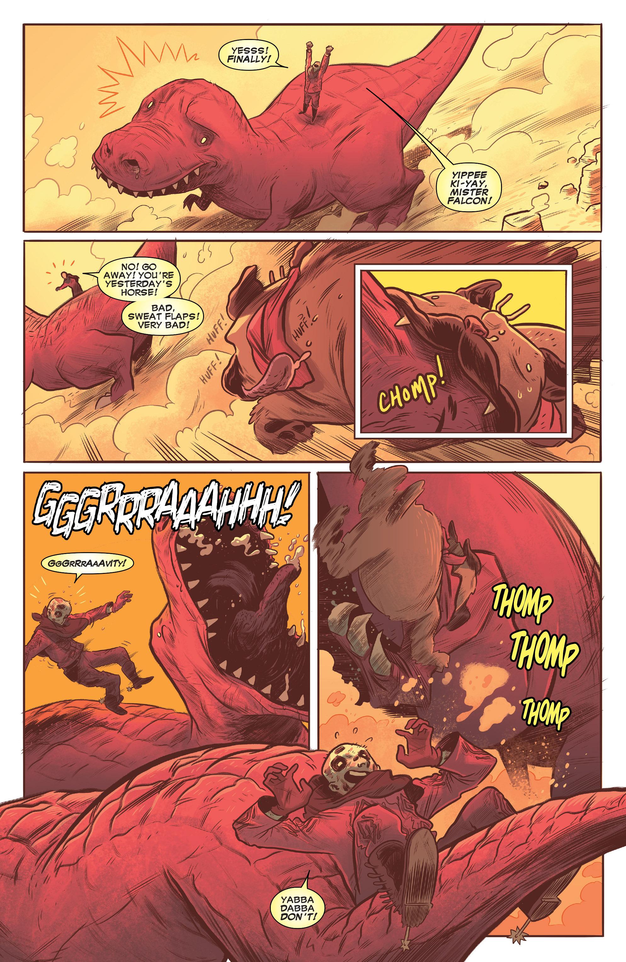 Read online Secret Wars Journal/Battleworld comic -  Issue # TPB - 180