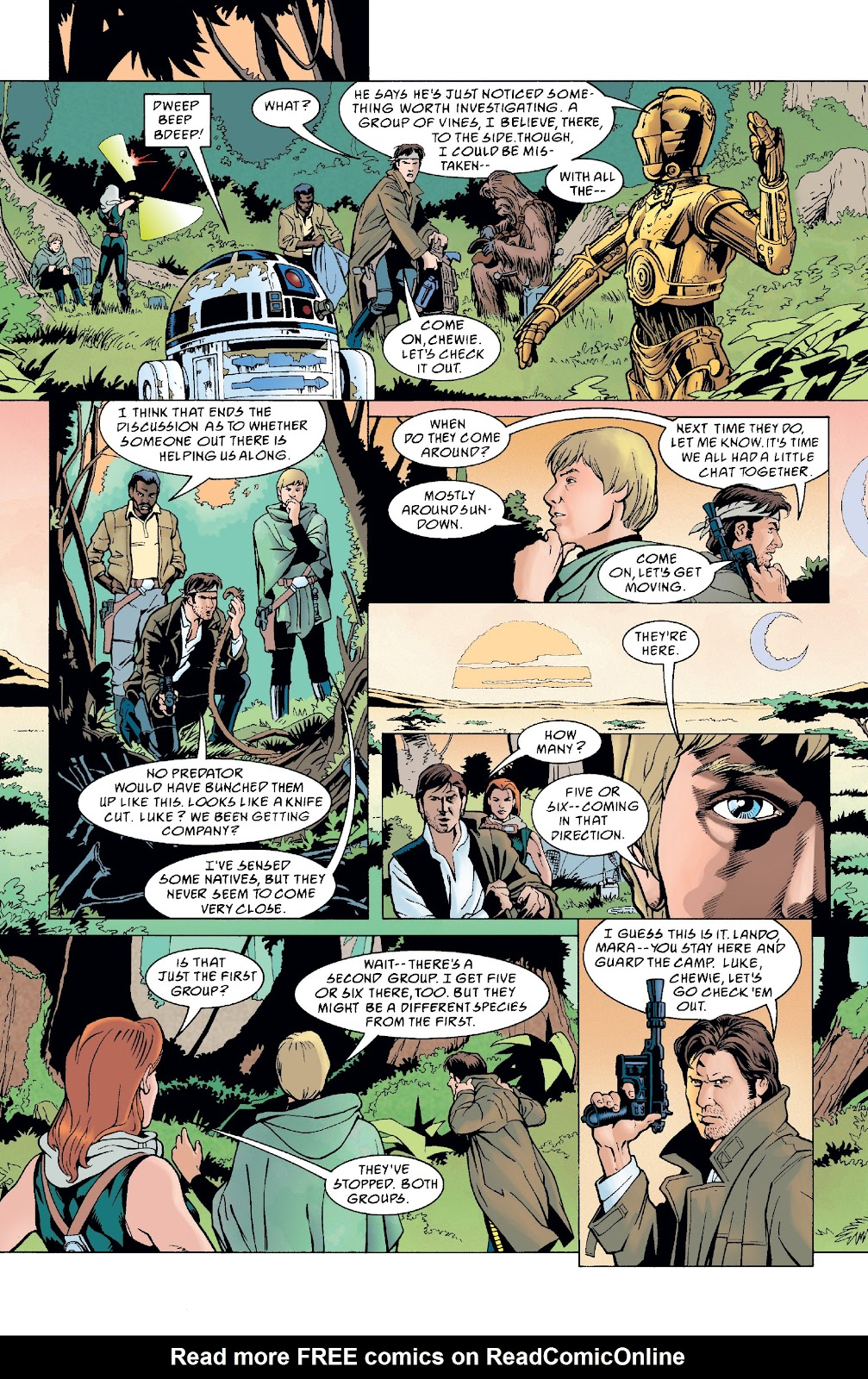 Read online Star Wars Legends: The New Republic - Epic Collection comic -  Issue # TPB 4 (Part 4) - 90