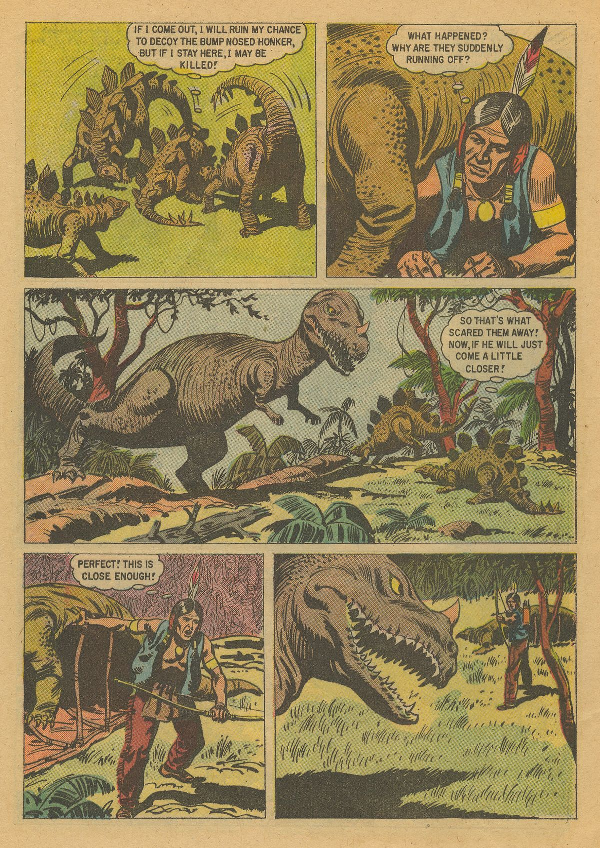 Read online Turok, Son of Stone comic -  Issue #16 - 32