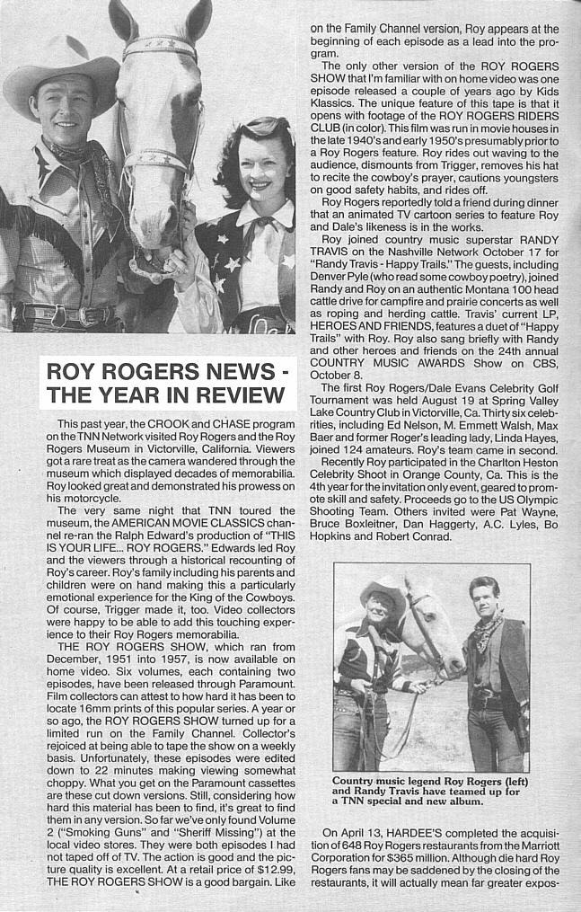 Read online Roy Rogers comic -  Issue #3 - 4