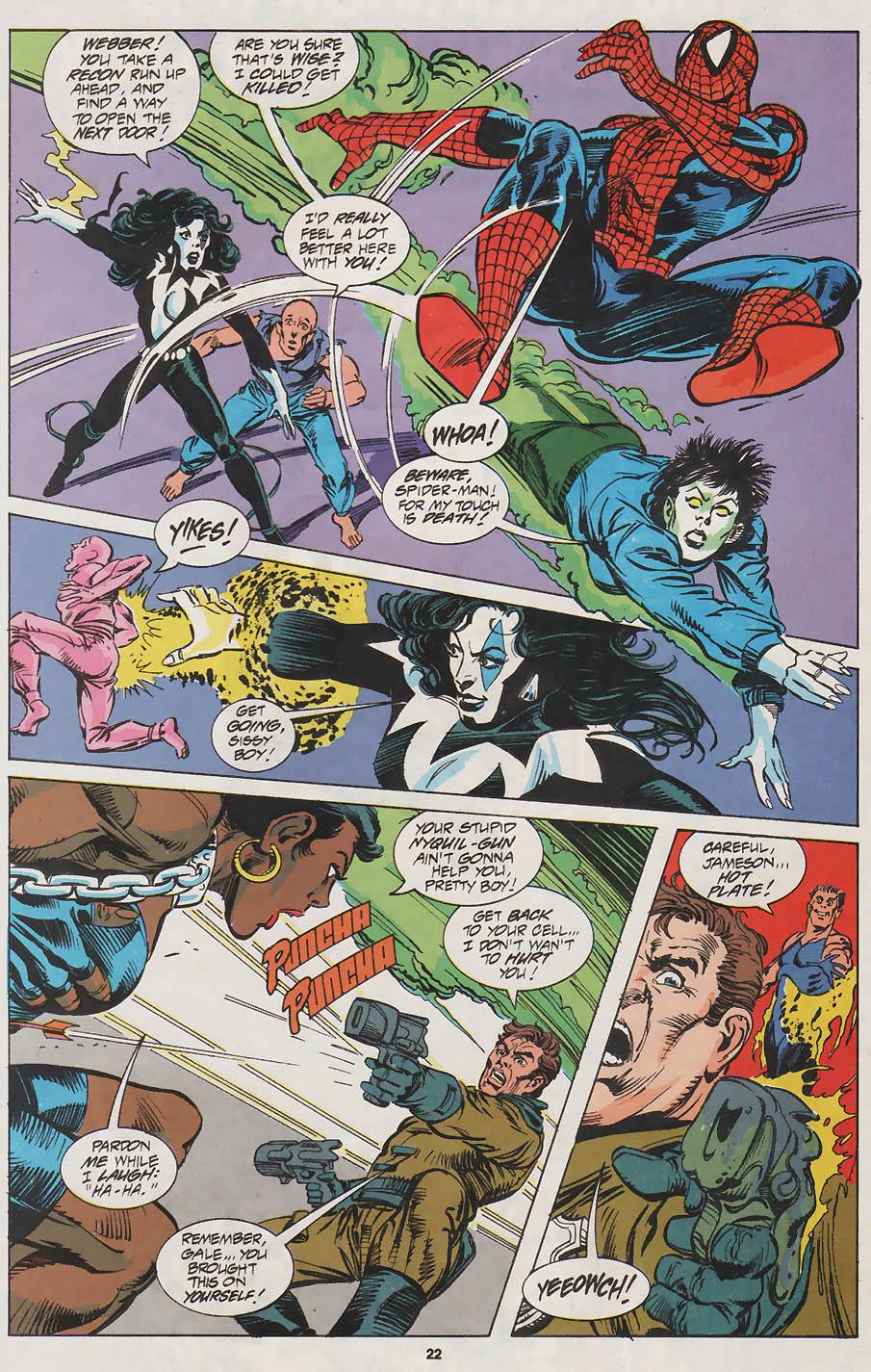 Web of Spider-Man (1985) _Annual 10 #10 - English 18