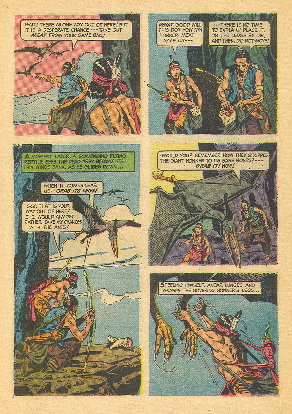 Read online Turok, Son of Stone comic -  Issue #42 - 13