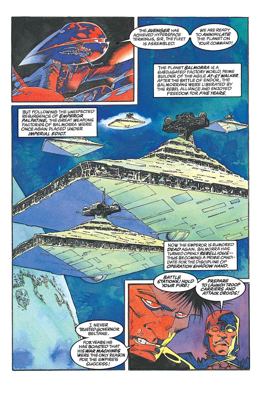 Read online Star Wars: Dark Empire Trilogy comic -  Issue # TPB (Part 2) - 58