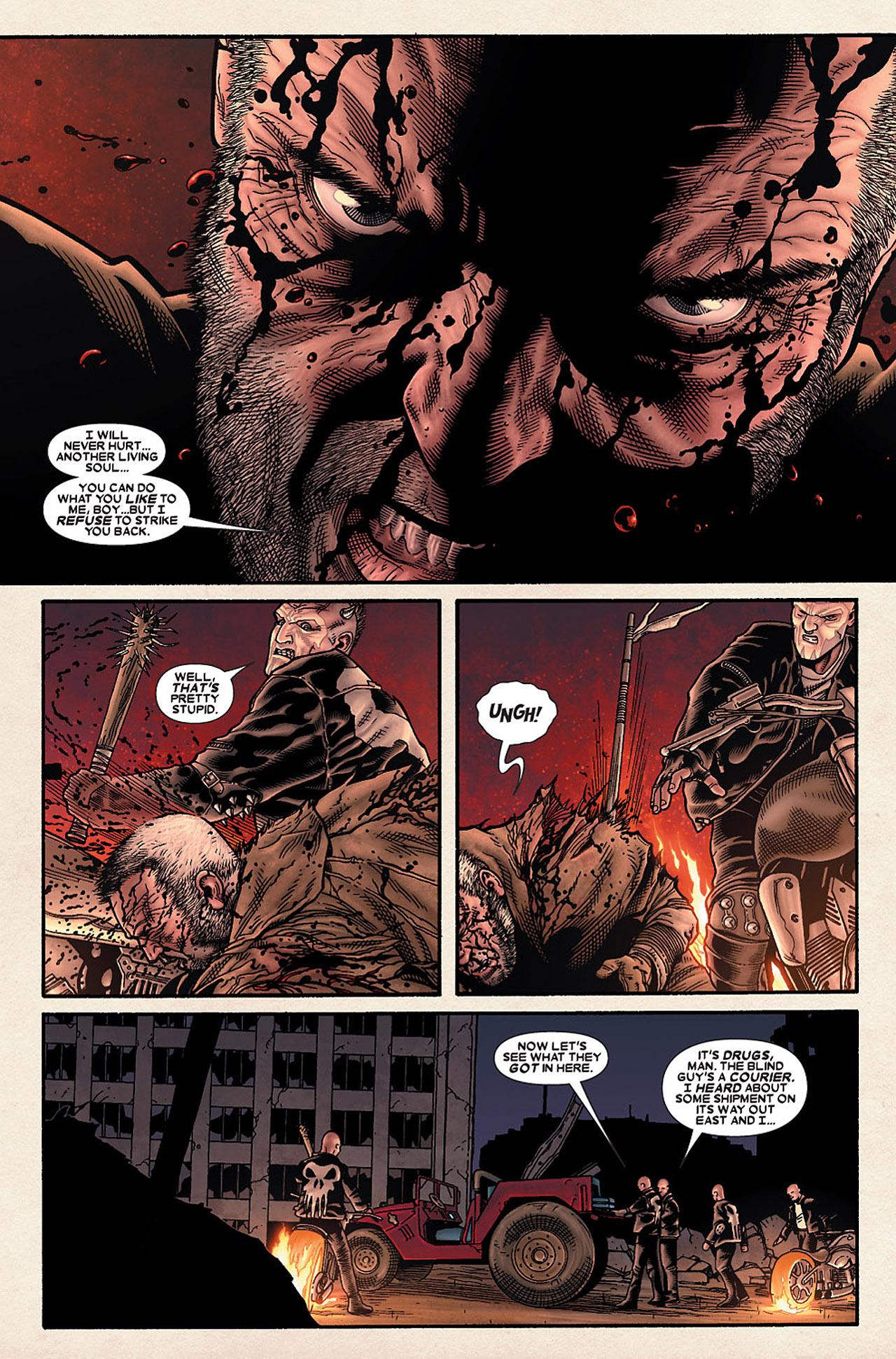 Read online Wolverine: Old Man Logan comic -  Issue # Full - 38