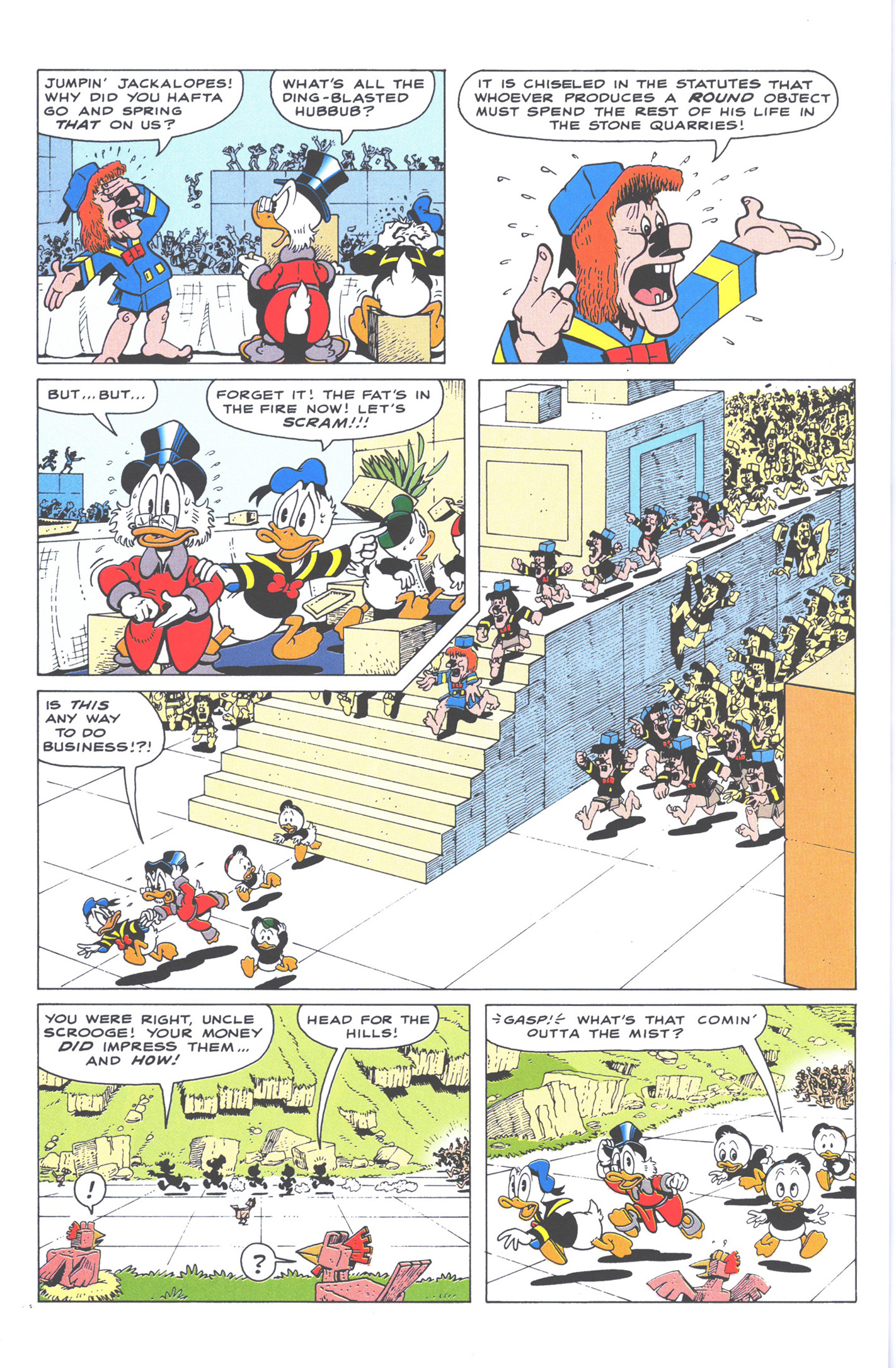 Read online Uncle Scrooge (1953) comic -  Issue #362 - 16
