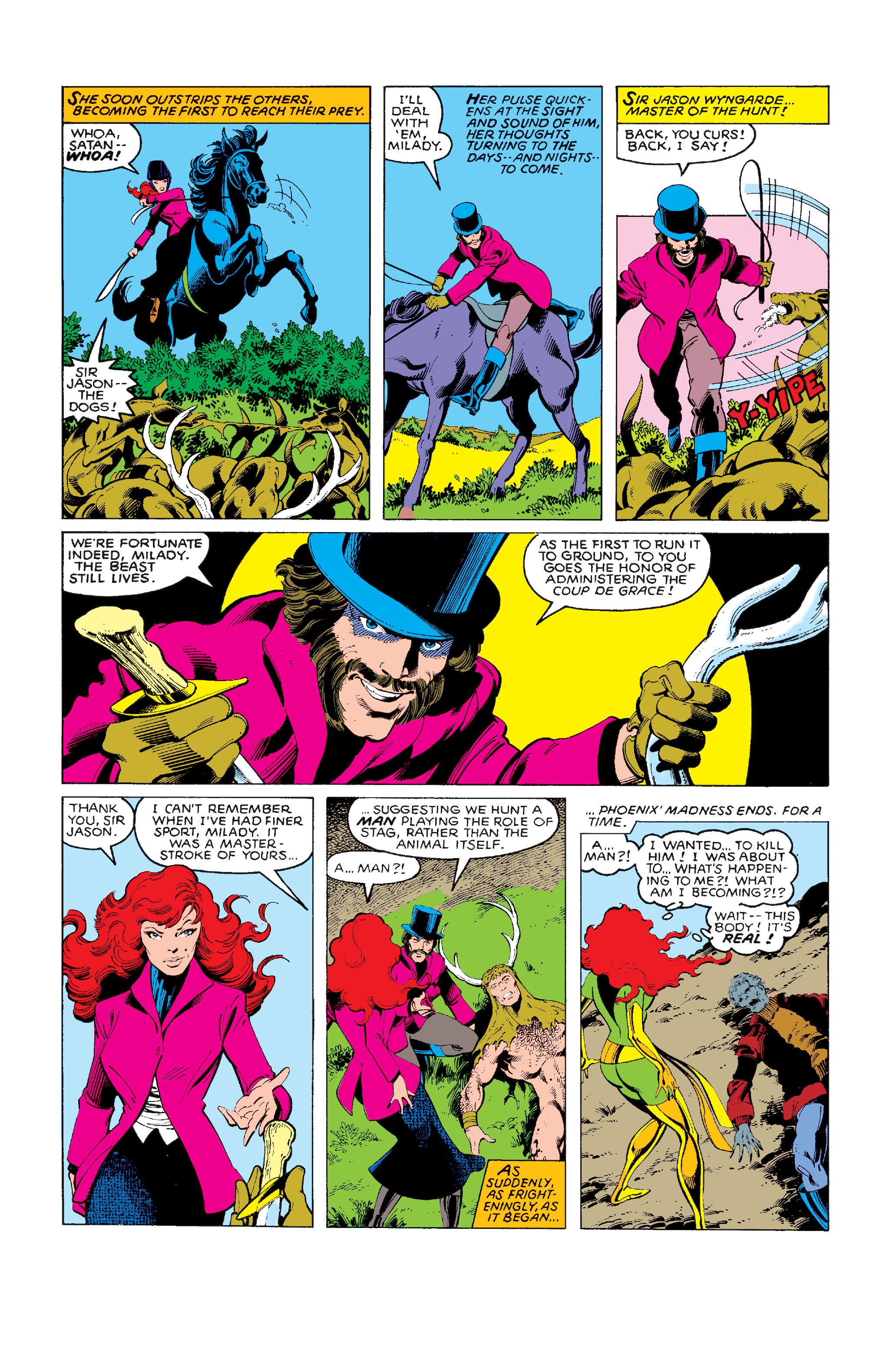 Read online Uncanny X-Men (1963) comic -  Issue #126 - 13