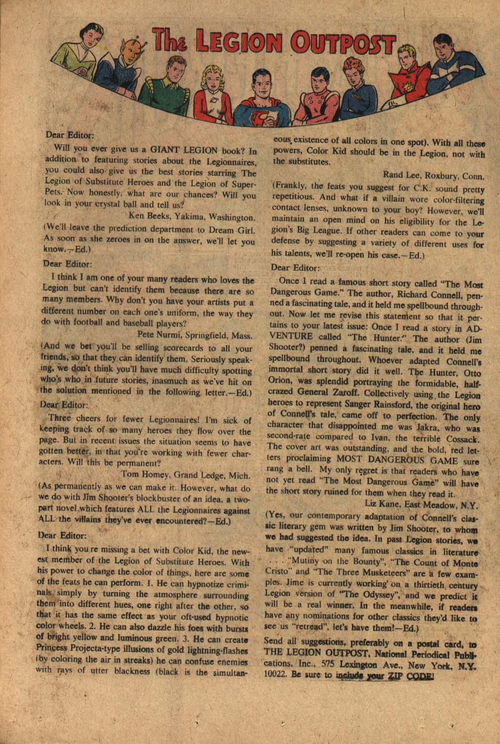 Read online Adventure Comics (1938) comic -  Issue #361 - 21