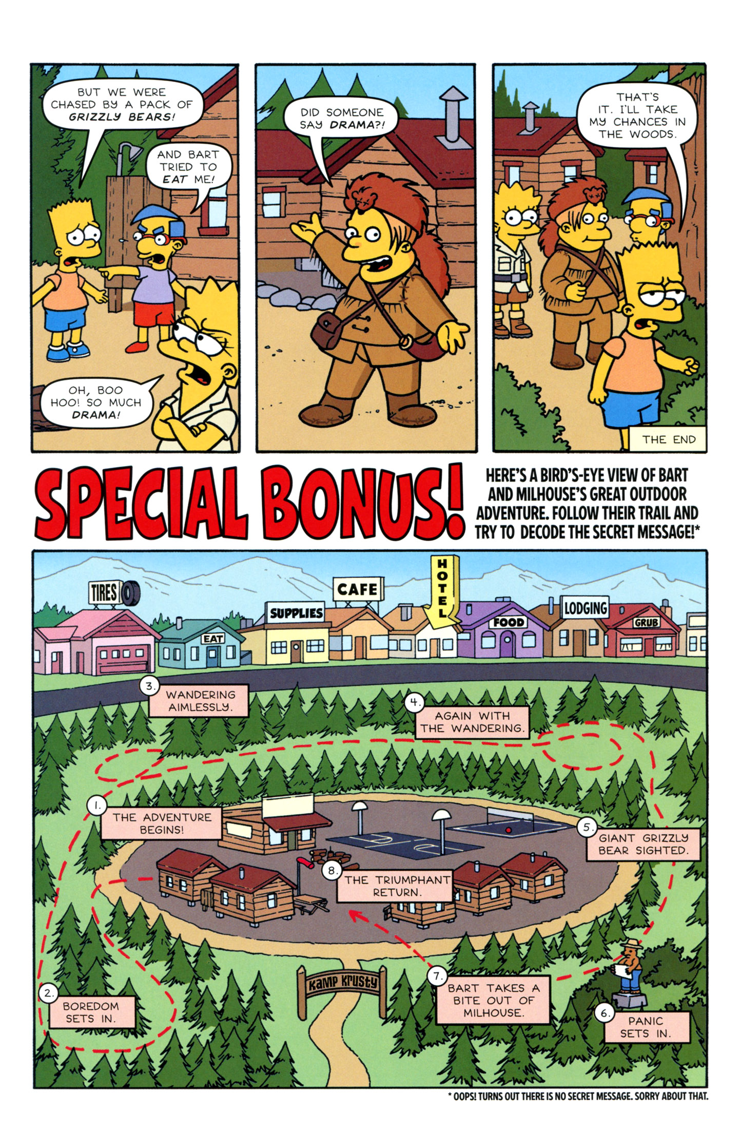 Read online Simpsons Comics Presents Bart Simpson comic -  Issue #74 - 24