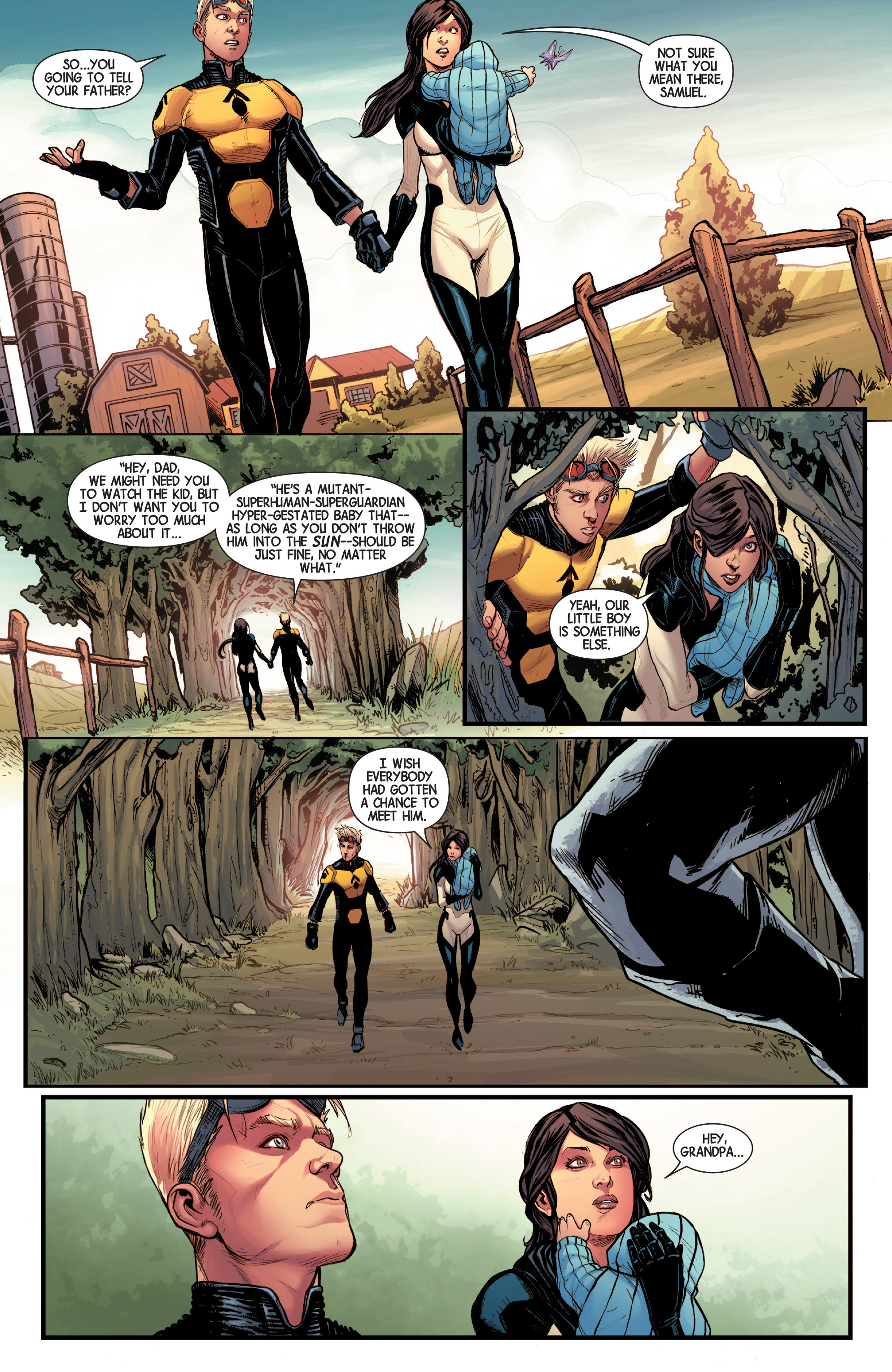 Read online Avengers (2013) comic -  Issue #36 - 6