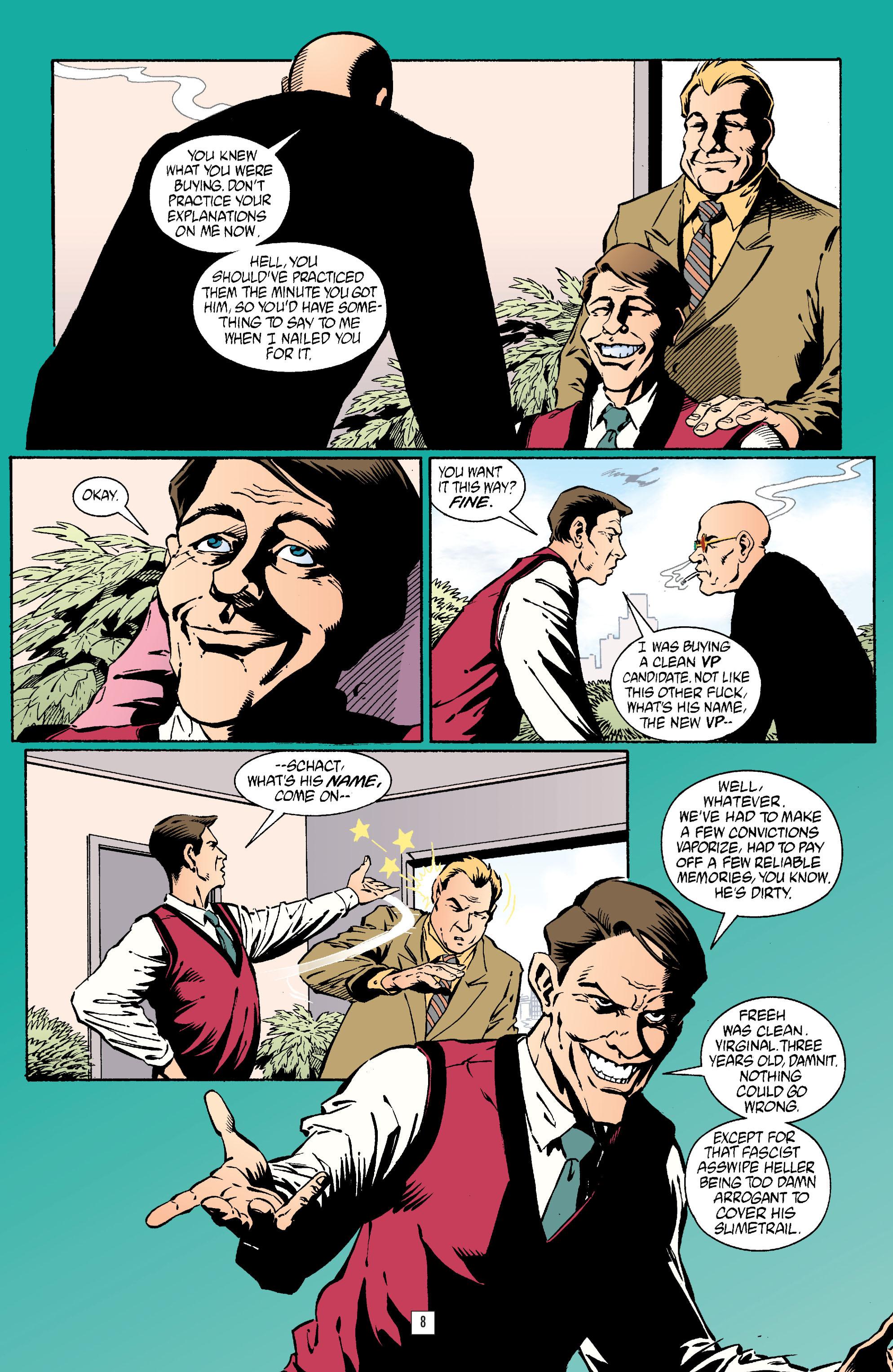 Read online Transmetropolitan comic -  Issue #23 - 9