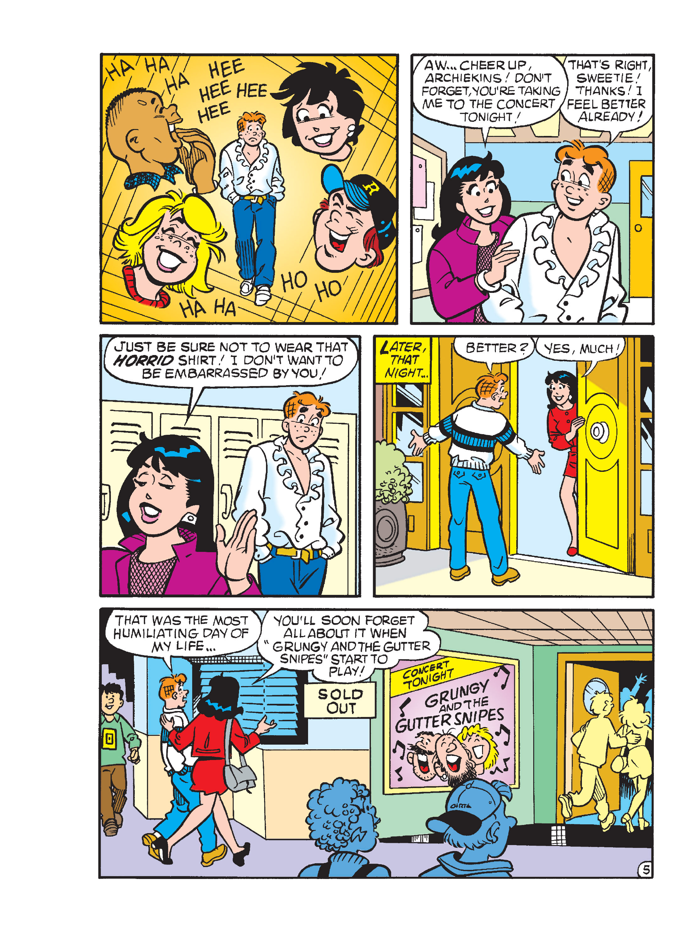 Read online Archie 1000 Page Comics Blowout! comic -  Issue # TPB (Part 4) - 226