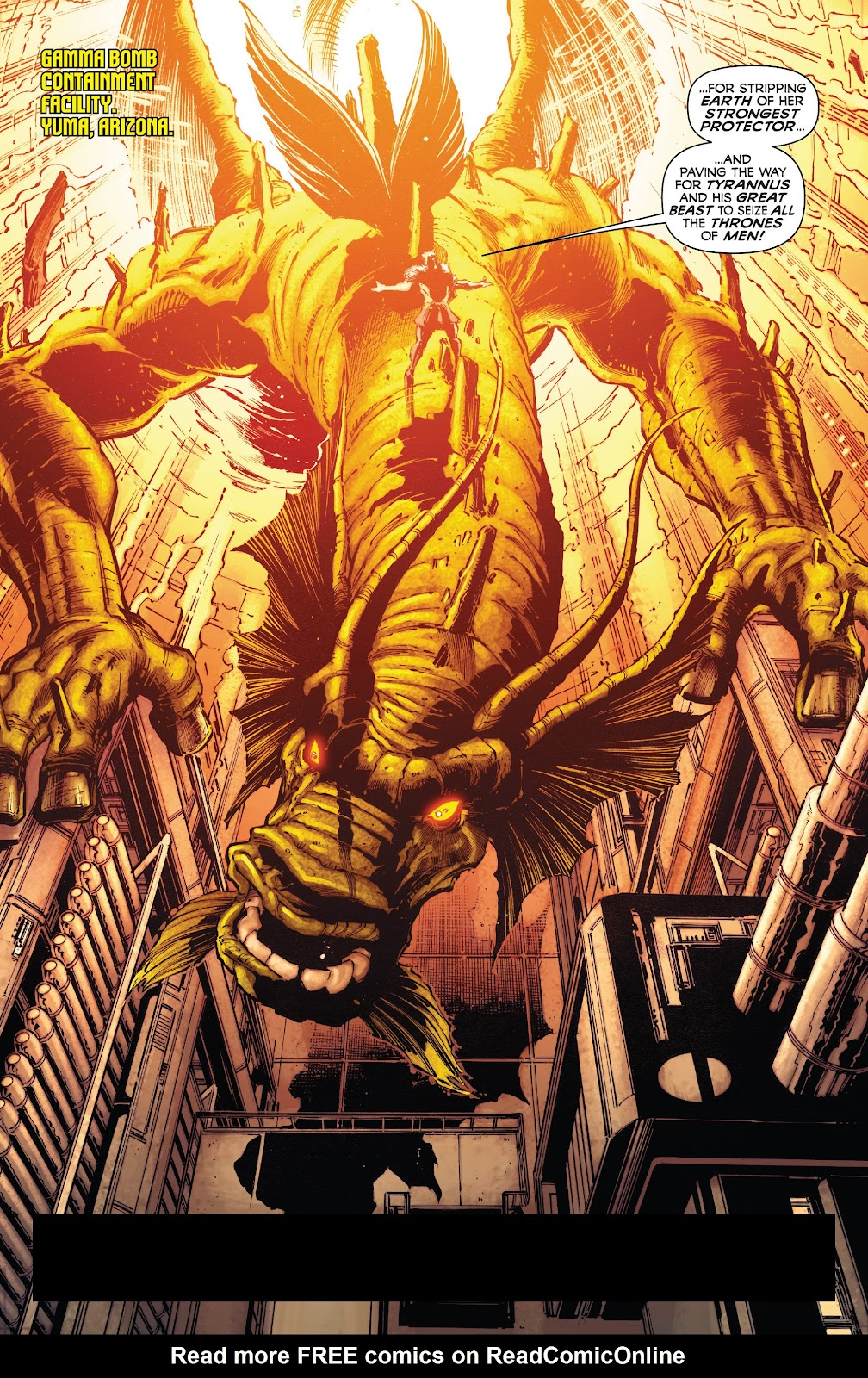 Read online Incredible Hulks (2010) comic -  Issue # _TPB Heart of the Monster - 106