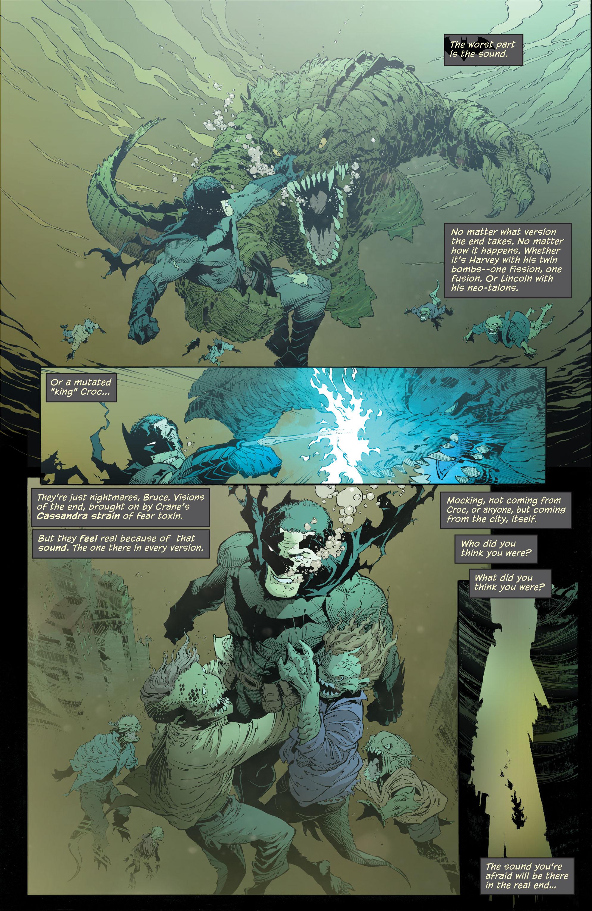 Read online Batman (2011) comic -  Issue # _TPB 7 - 31
