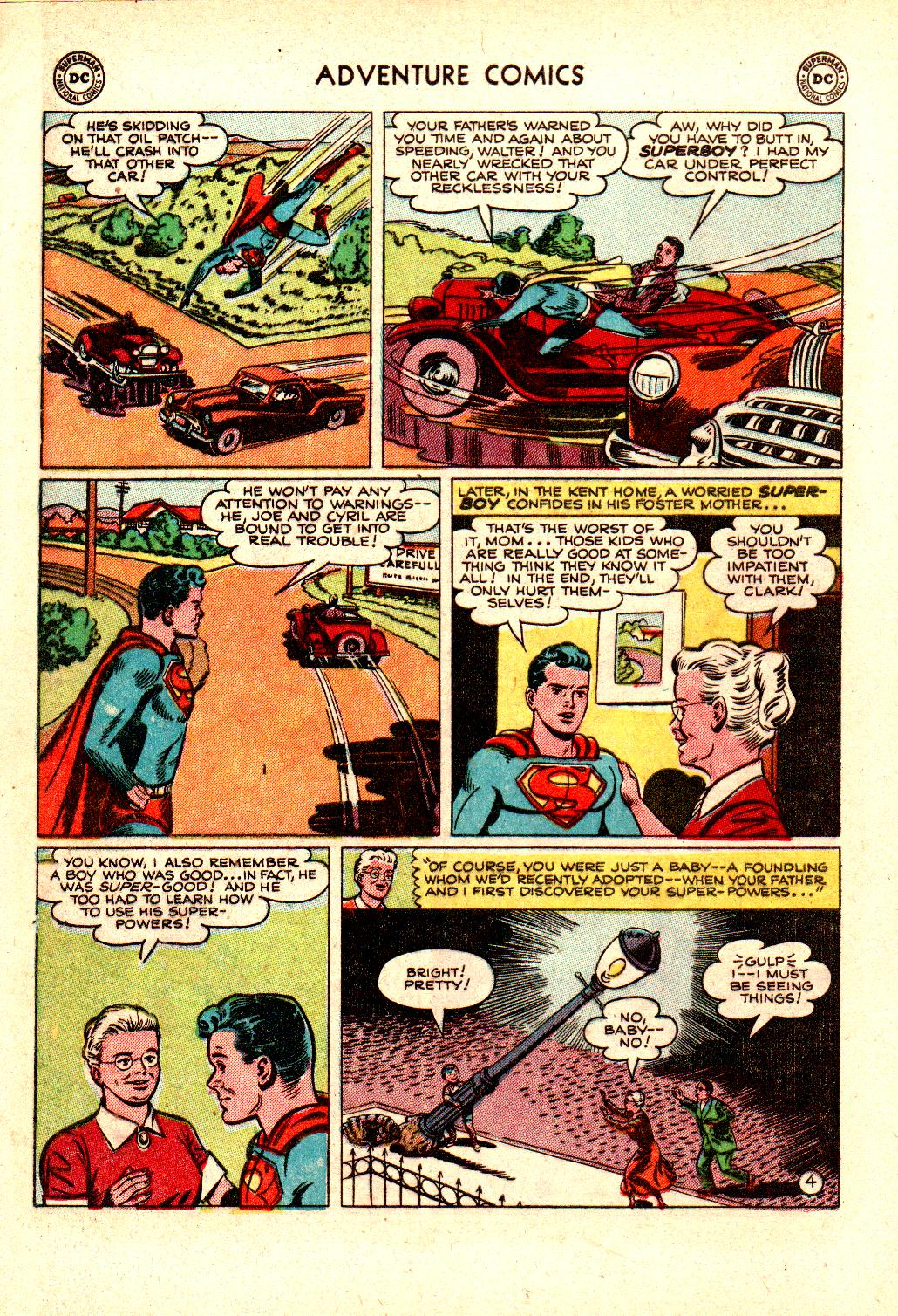 Read online Adventure Comics (1938) comic -  Issue #173 - 6