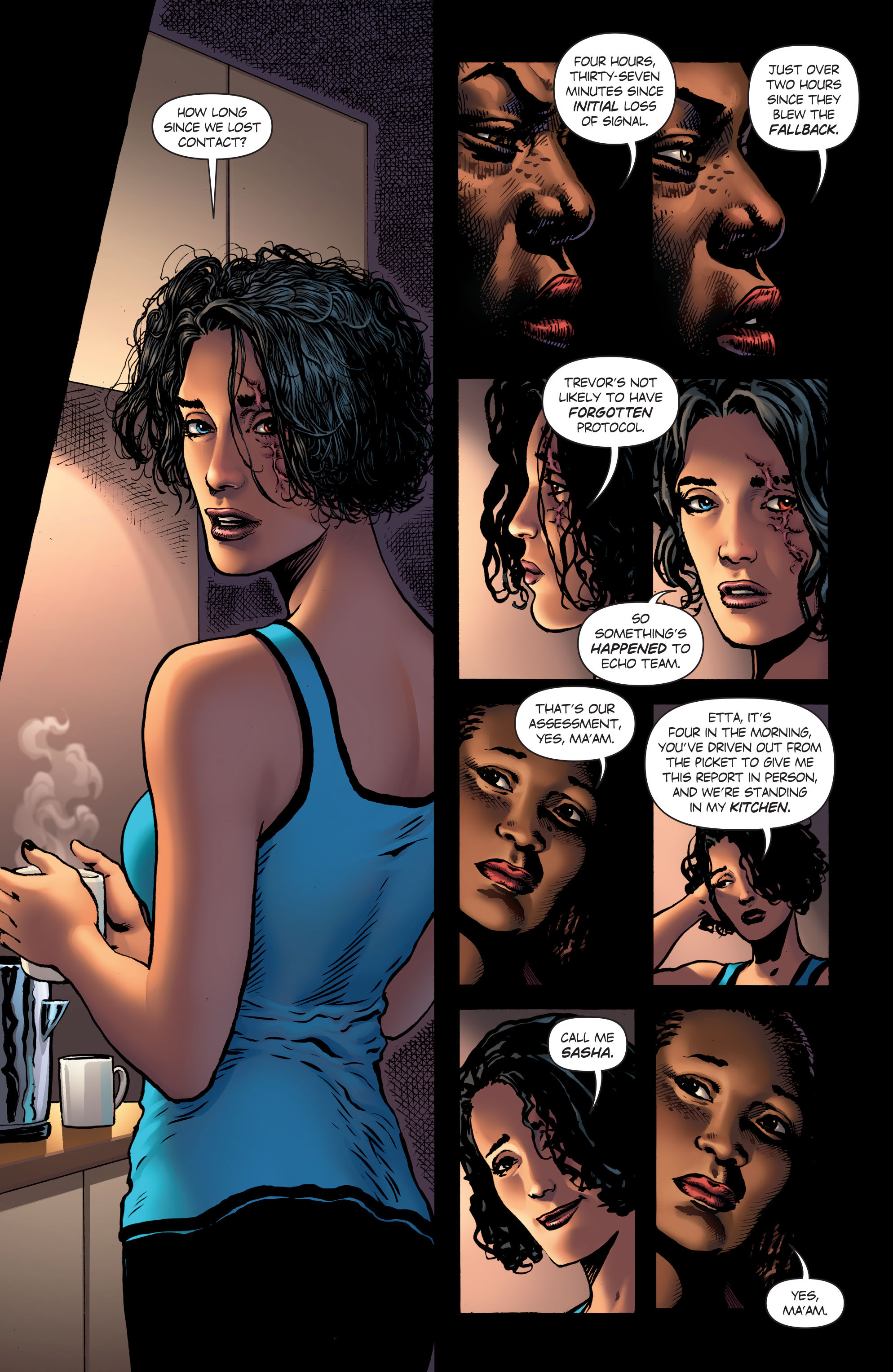 Read online Wonder Woman (2016) comic -  Issue #5 - 4