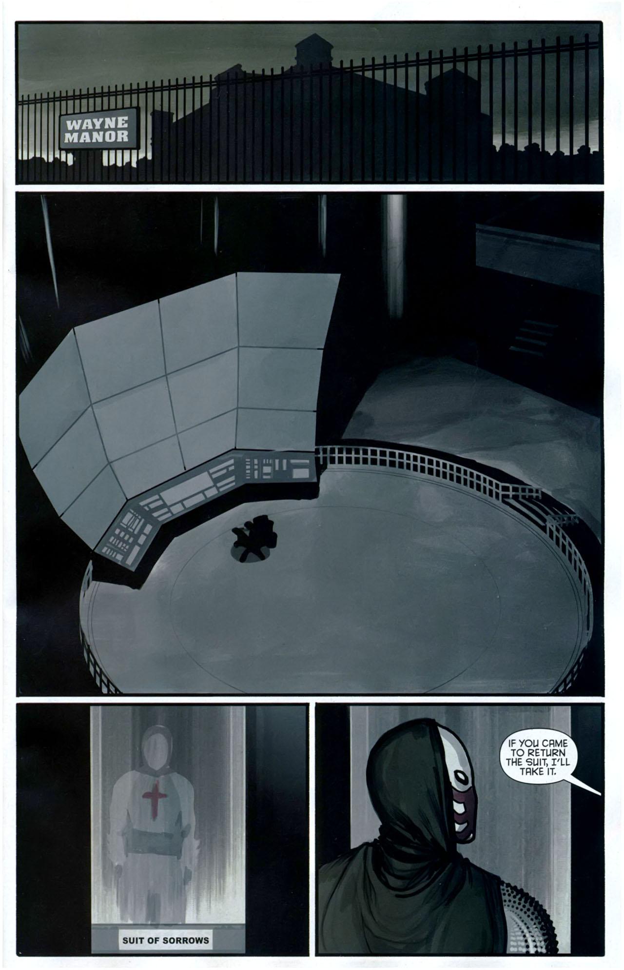 Read online Azrael: Death's Dark Knight comic -  Issue #2 - 25