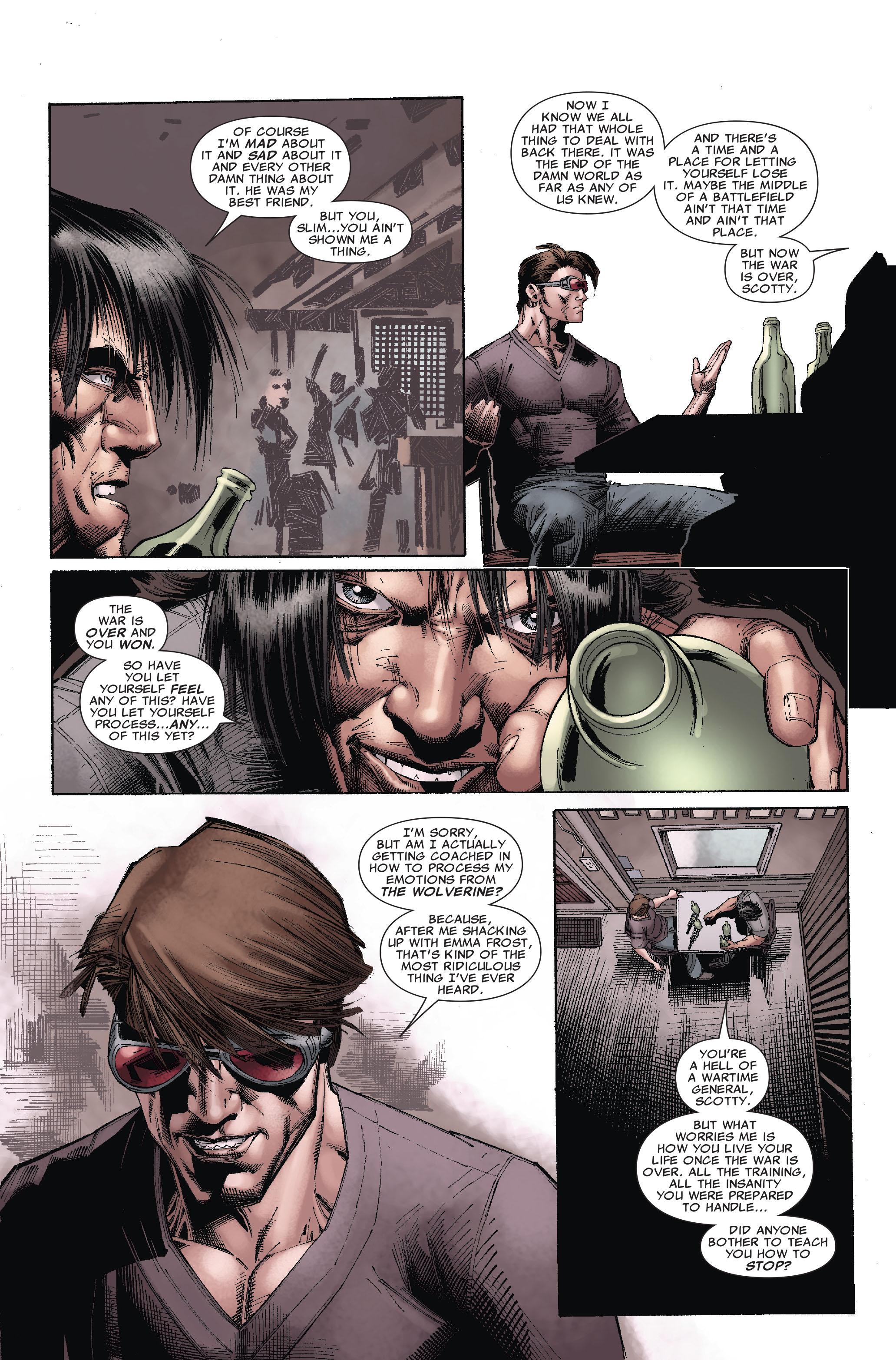 Read online Uncanny X-Men (1963) comic -  Issue #527 - 13
