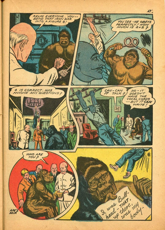 Read online Super-Magician Comics comic -  Issue #9 - 46