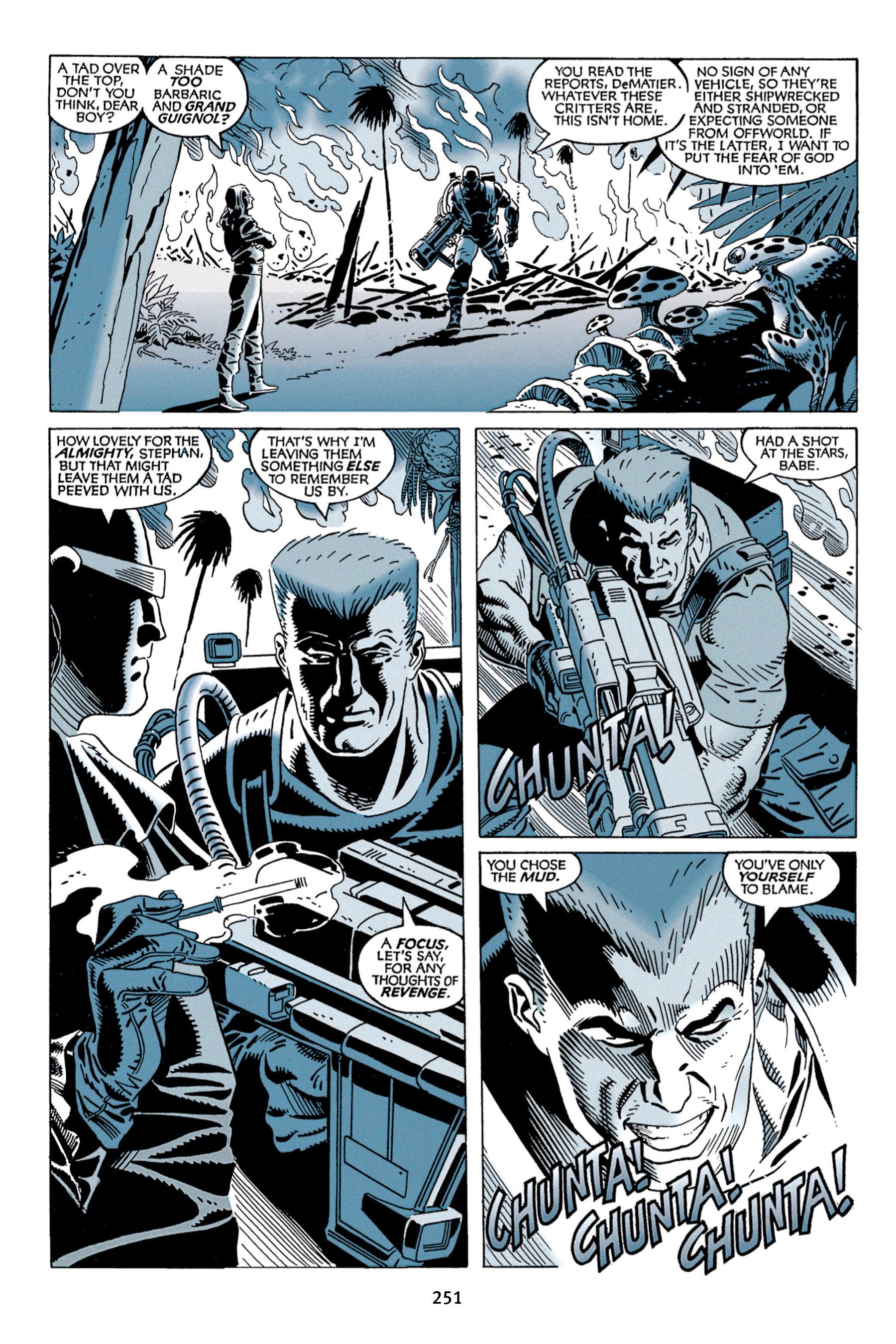 Read online Aliens vs. Predator Omnibus comic -  Issue # _TPB 2 Part 3 - 27
