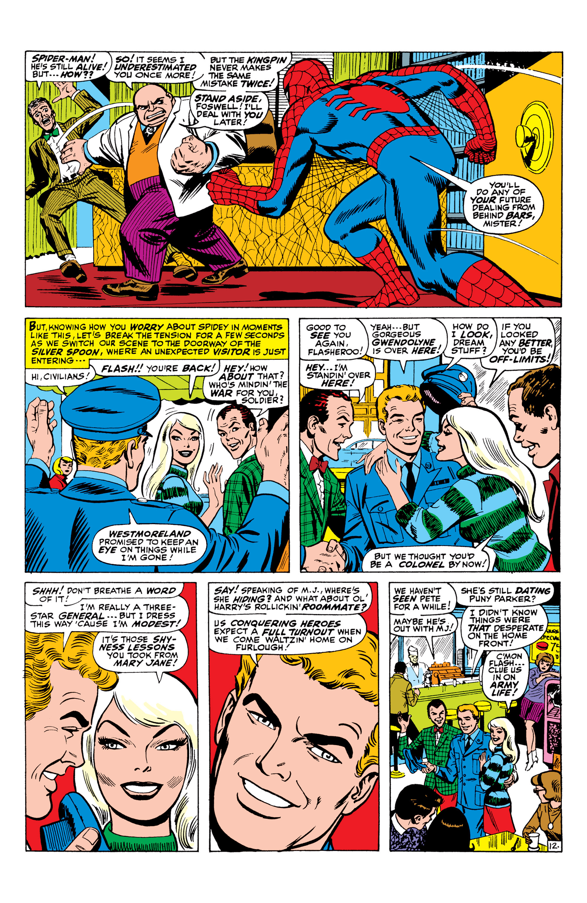 The Amazing Spider-Man (1963) 52 Page 12