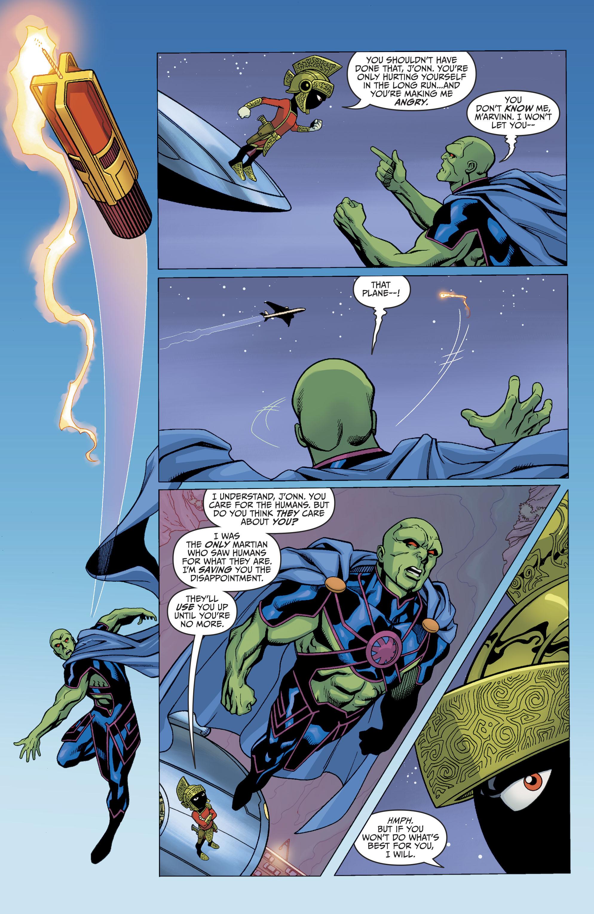 Read online Martian Manhunter/Marvin the Martian Special comic -  Issue # Full - 14