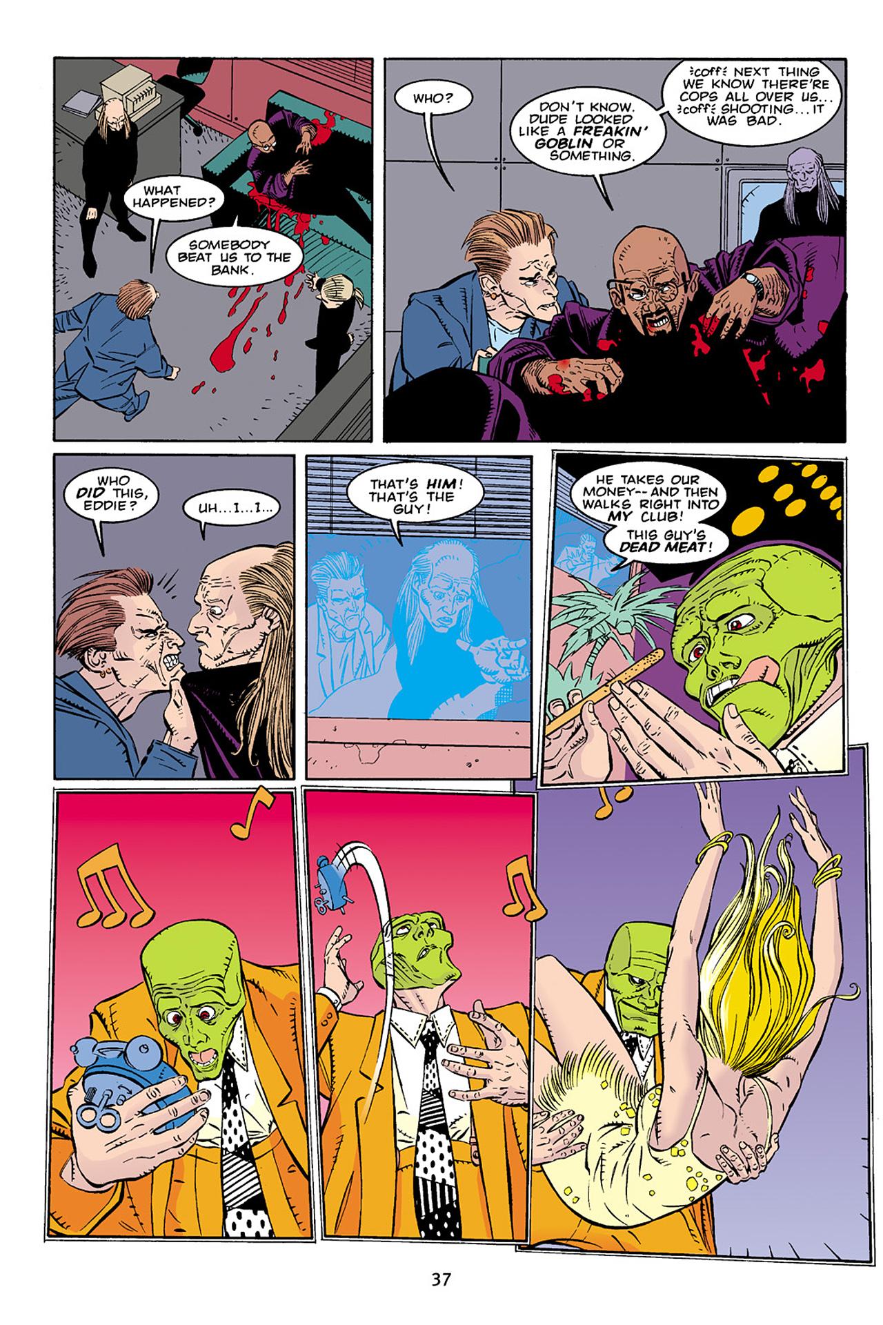 Read online Adventures Of The Mask Omnibus comic -  Issue #Adventures Of The Mask Omnibus Full - 37