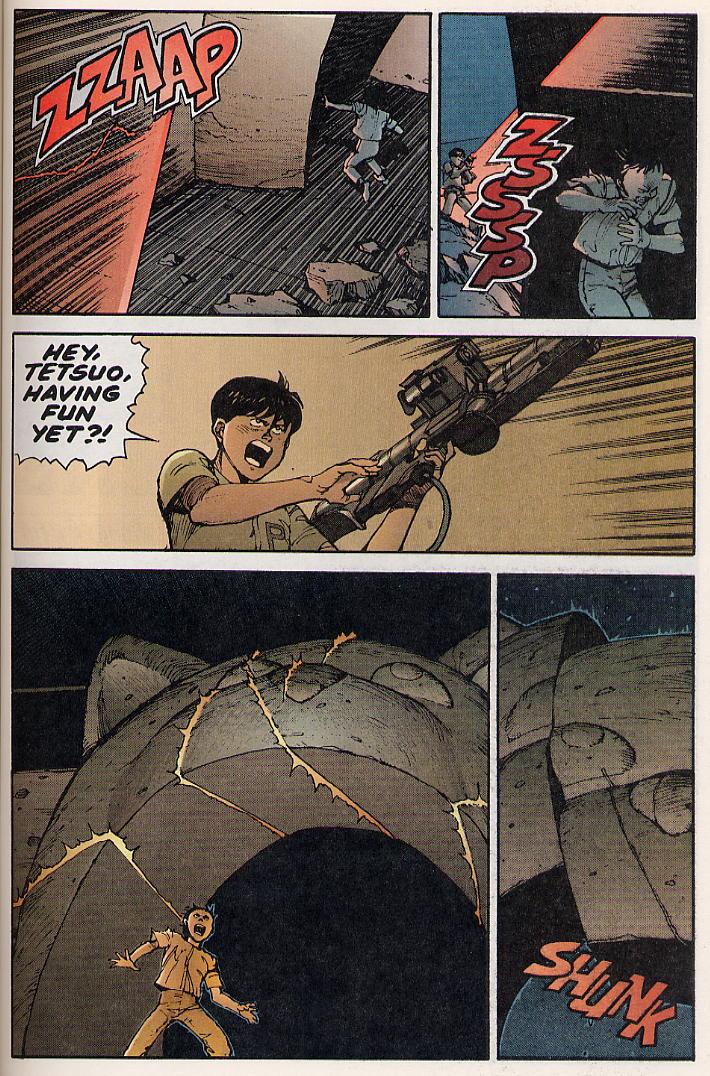 Read online Akira comic -  Issue #8 - 59