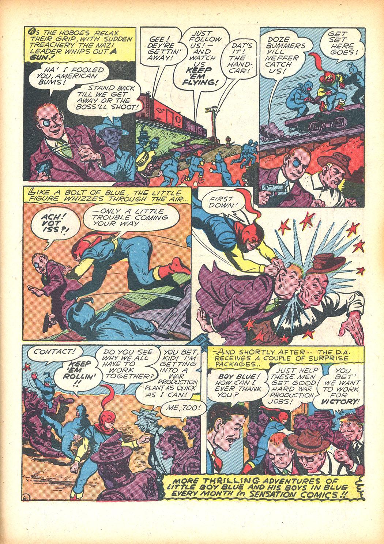 Read online Sensation (Mystery) Comics comic -  Issue #13 - 51