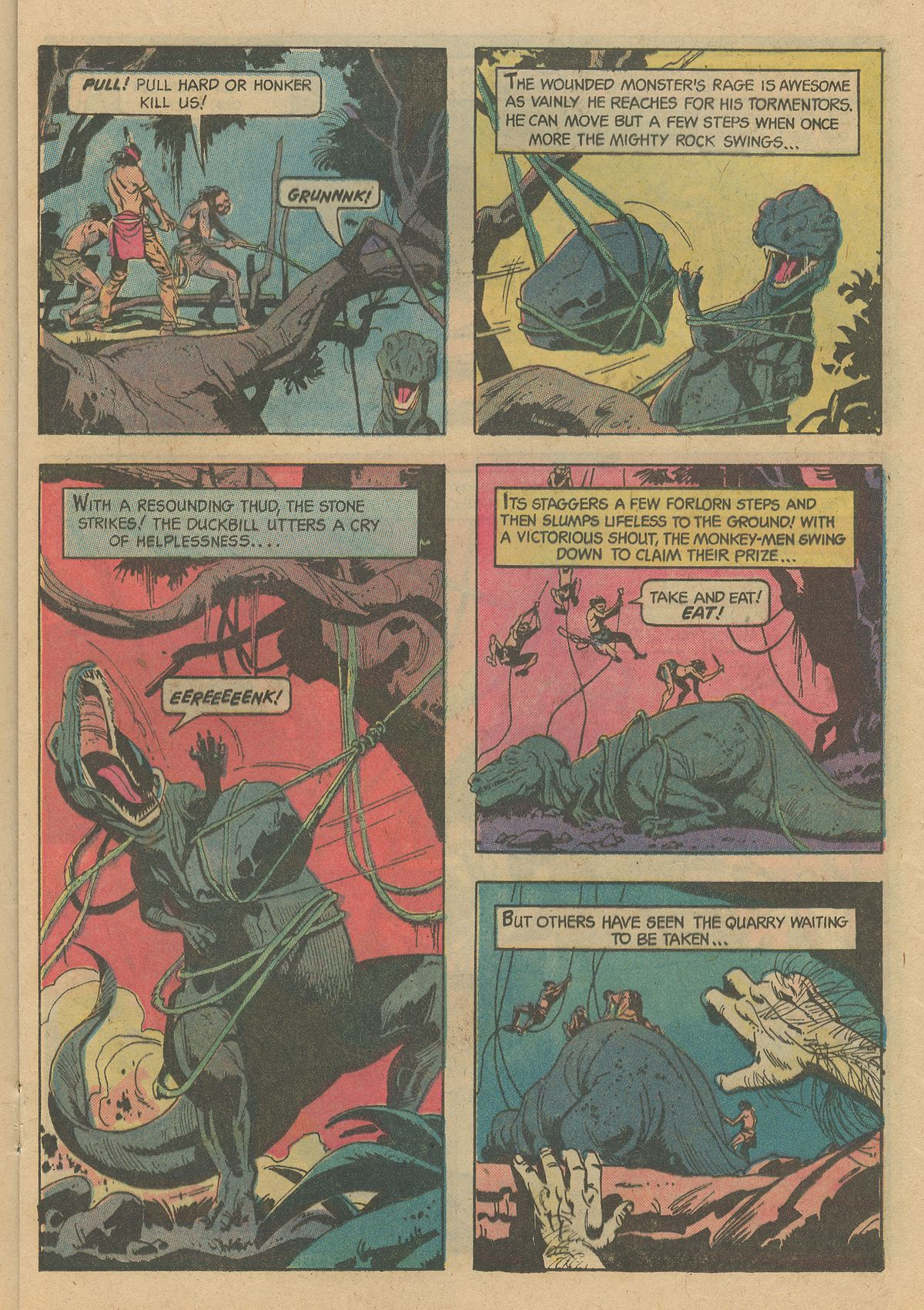 Read online Turok, Son of Stone comic -  Issue #128 - 17