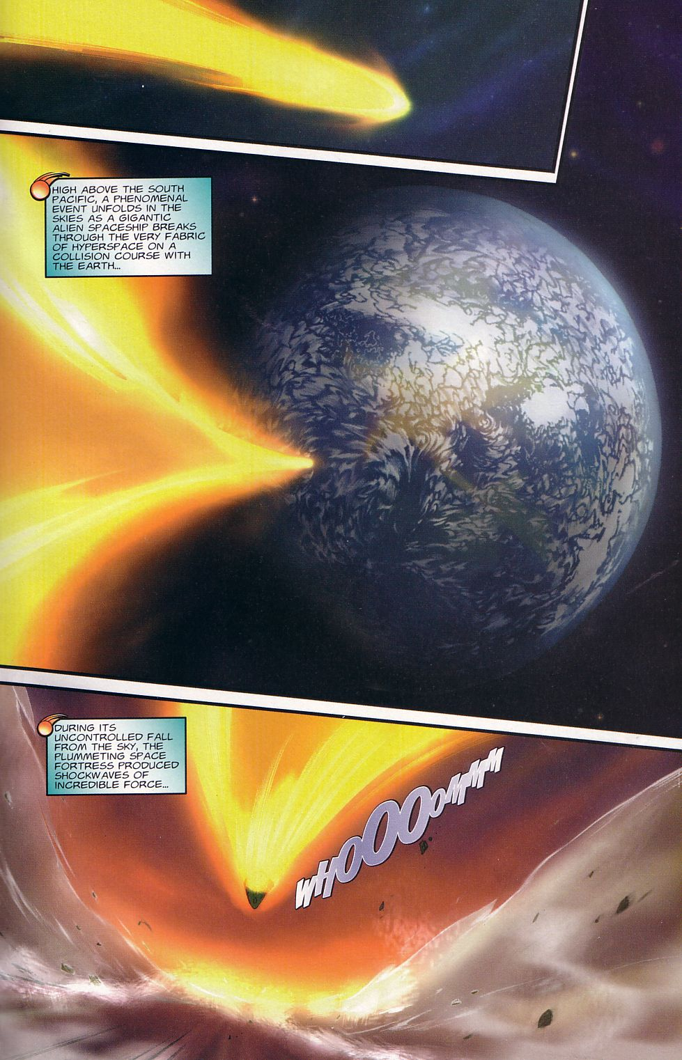 Read online Robotech: Love and War comic -  Issue #1 - 17