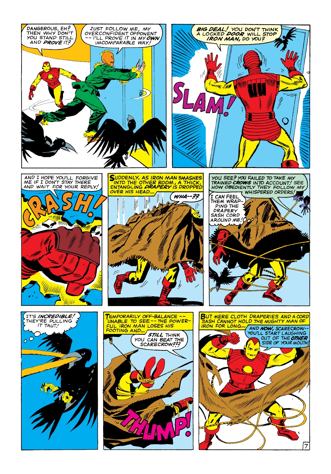 Read online Marvel Masterworks: The Invincible Iron Man comic -  Issue # TPB 2 (Part 1) - 10
