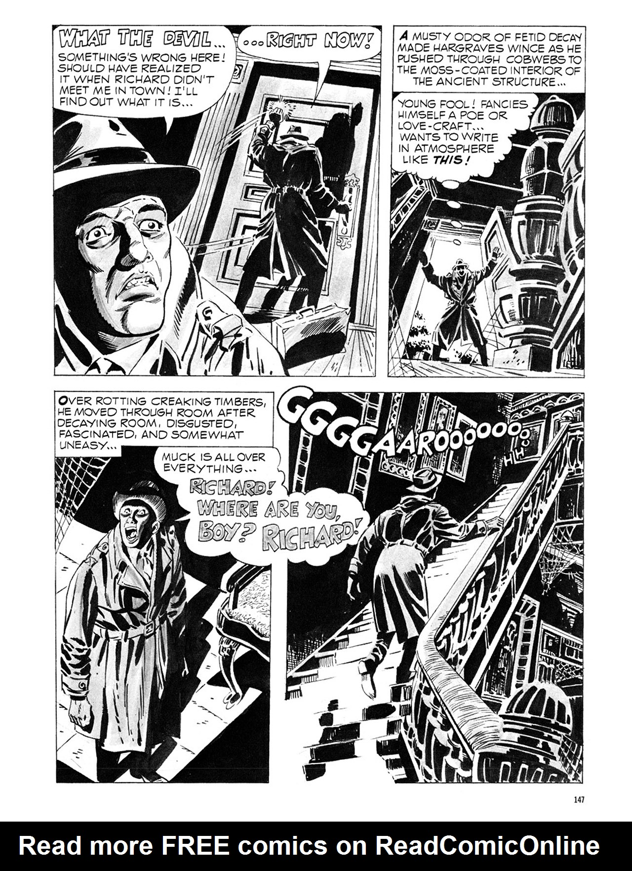 Read online Eerie Archives comic -  Issue # TPB 1 - 148