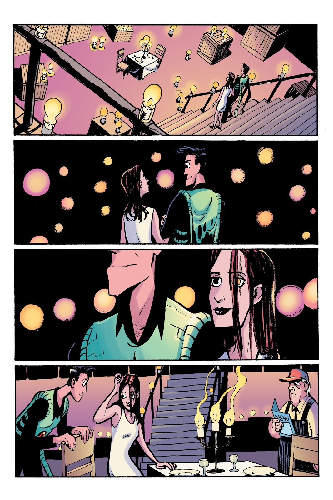 Read online Creature Tech (2019) comic -  Issue # TPB (Part 2) - 6