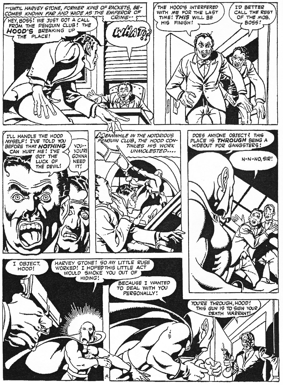 Read online Men of Mystery Comics comic -  Issue #76 - 18