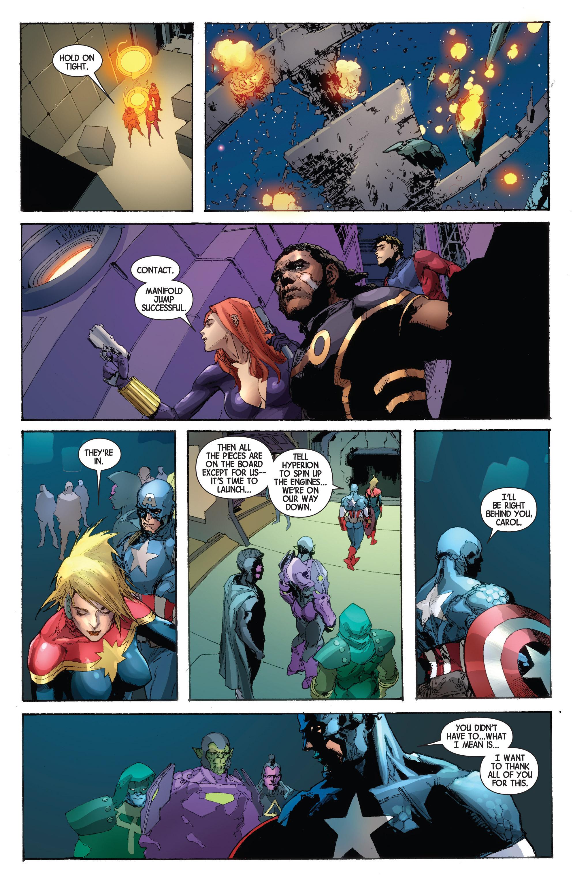 Read online Avengers (2013) comic -  Issue #Avengers (2013) _TPB 4 - 165
