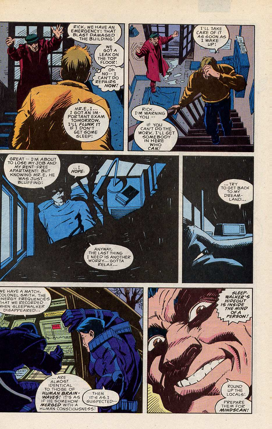 Read online Sleepwalker comic -  Issue #10 - 14